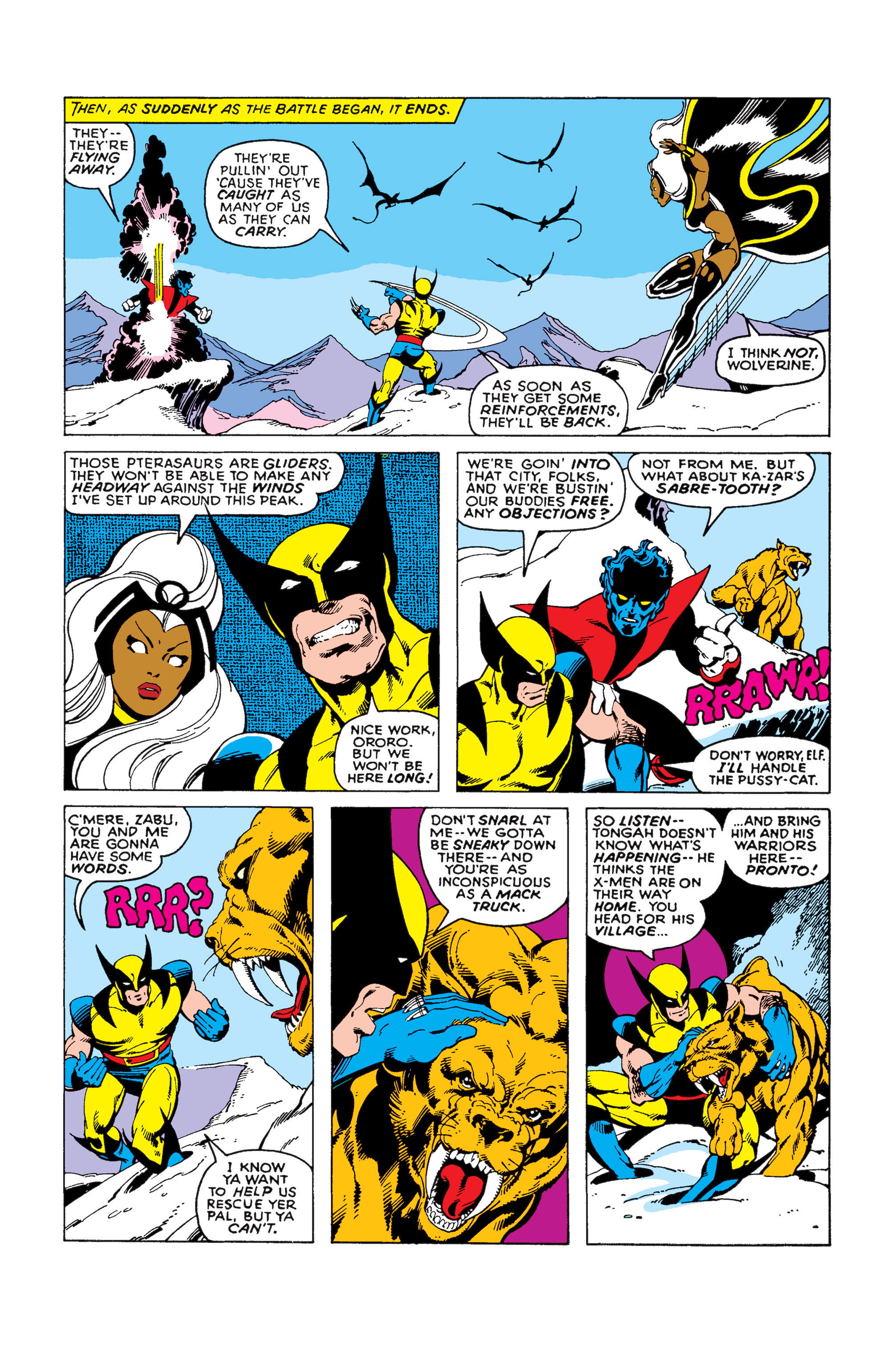 Read online Uncanny X-Men (1963) comic -  Issue #116 - 6