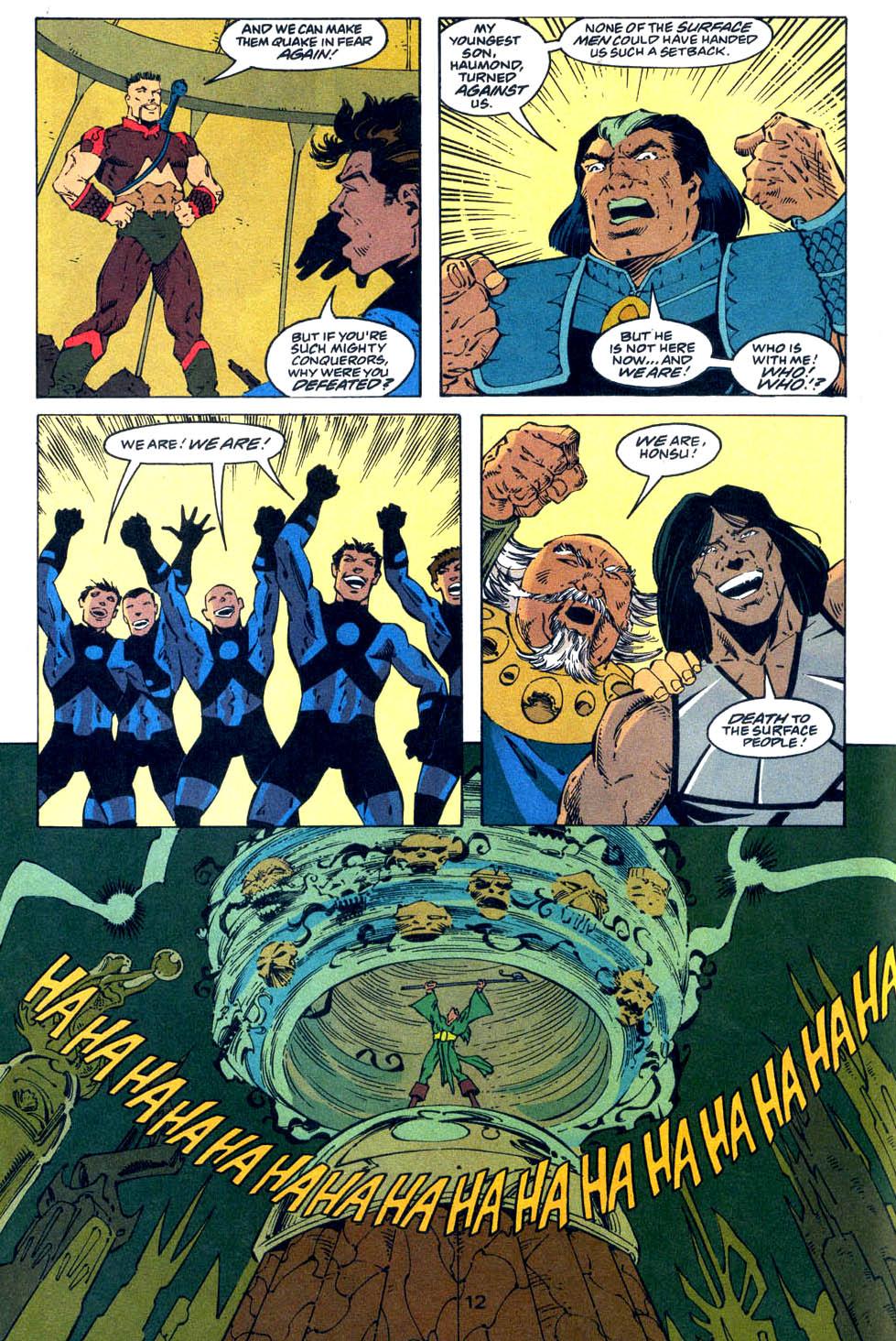 Read online Aquaman (1994) comic -  Issue #Aquaman (1994) _Annual 4 - 13