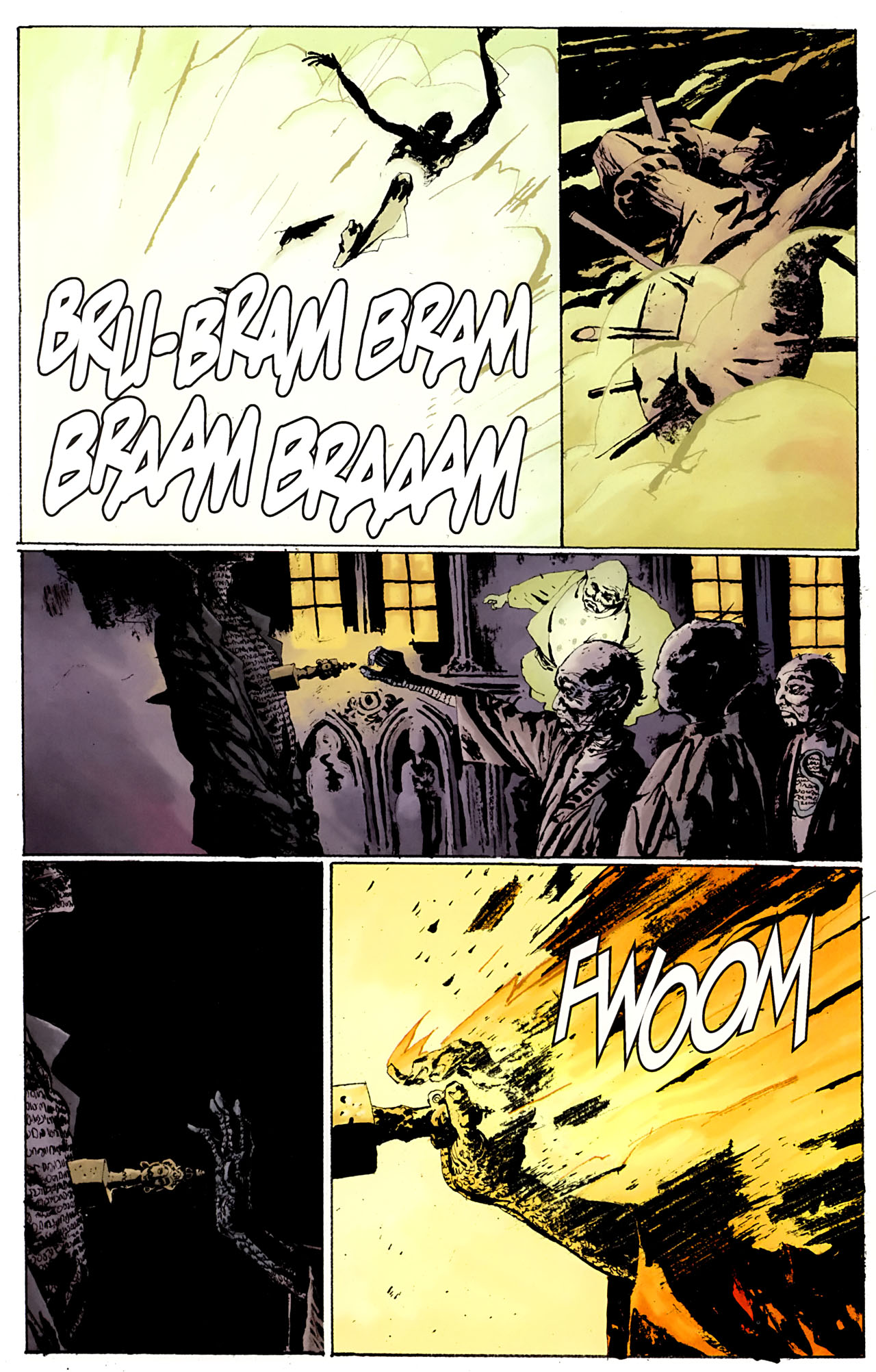 Read online Abe Sapien: The Drowning comic -  Issue #3 - 8
