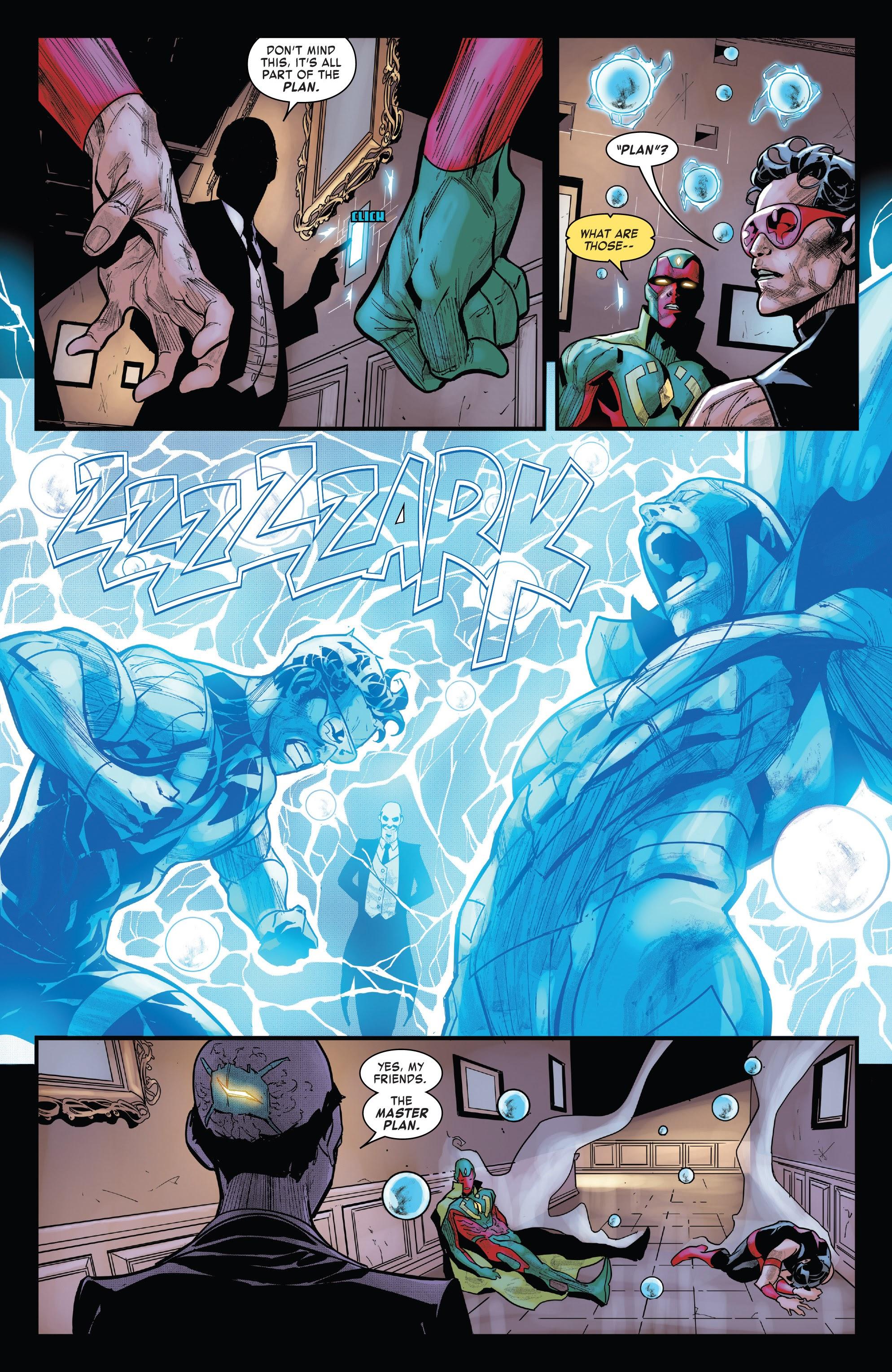 Read online Tony Stark: Iron Man comic -  Issue #15 - 10