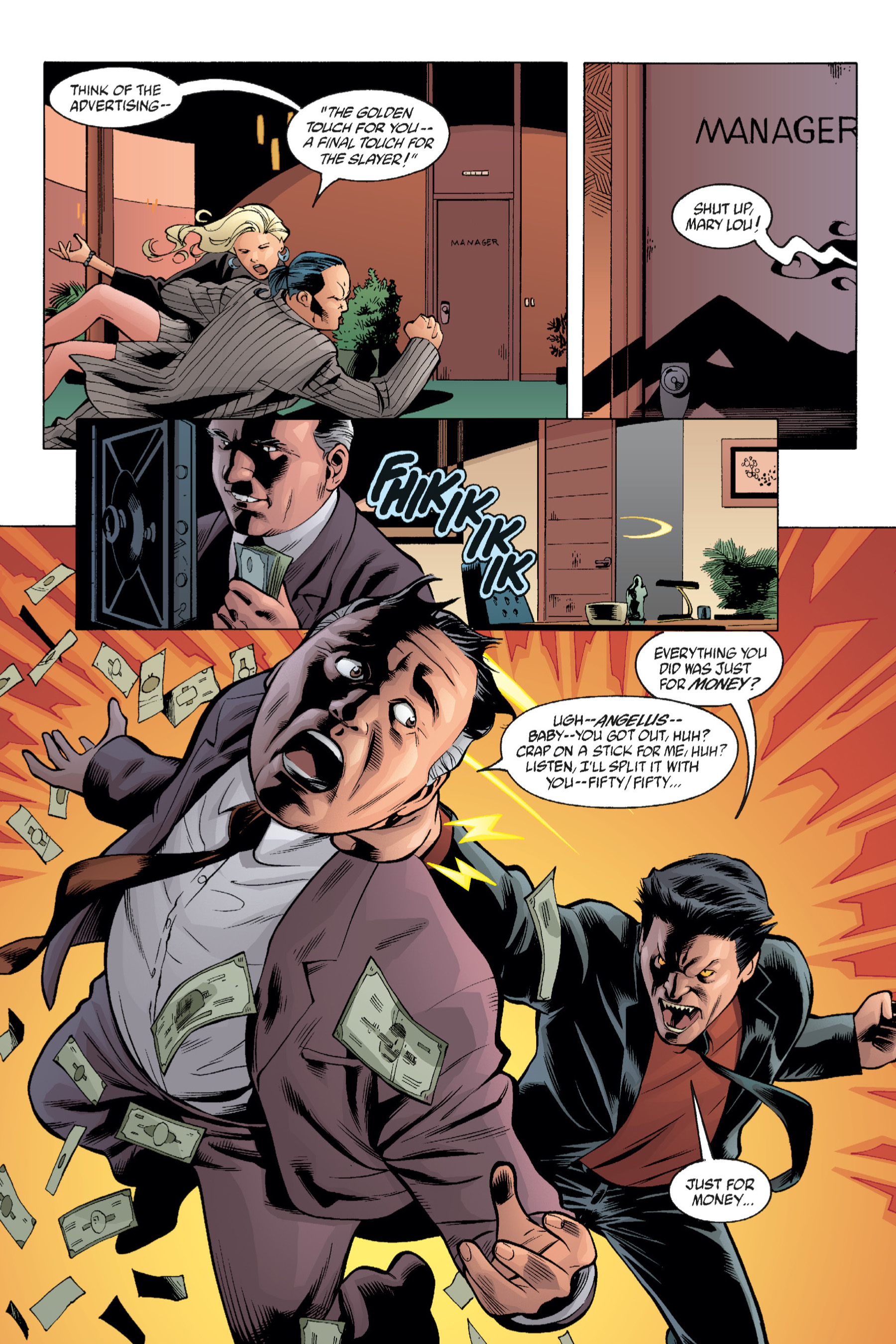 Read online Buffy the Vampire Slayer: Omnibus comic -  Issue # TPB 1 - 183