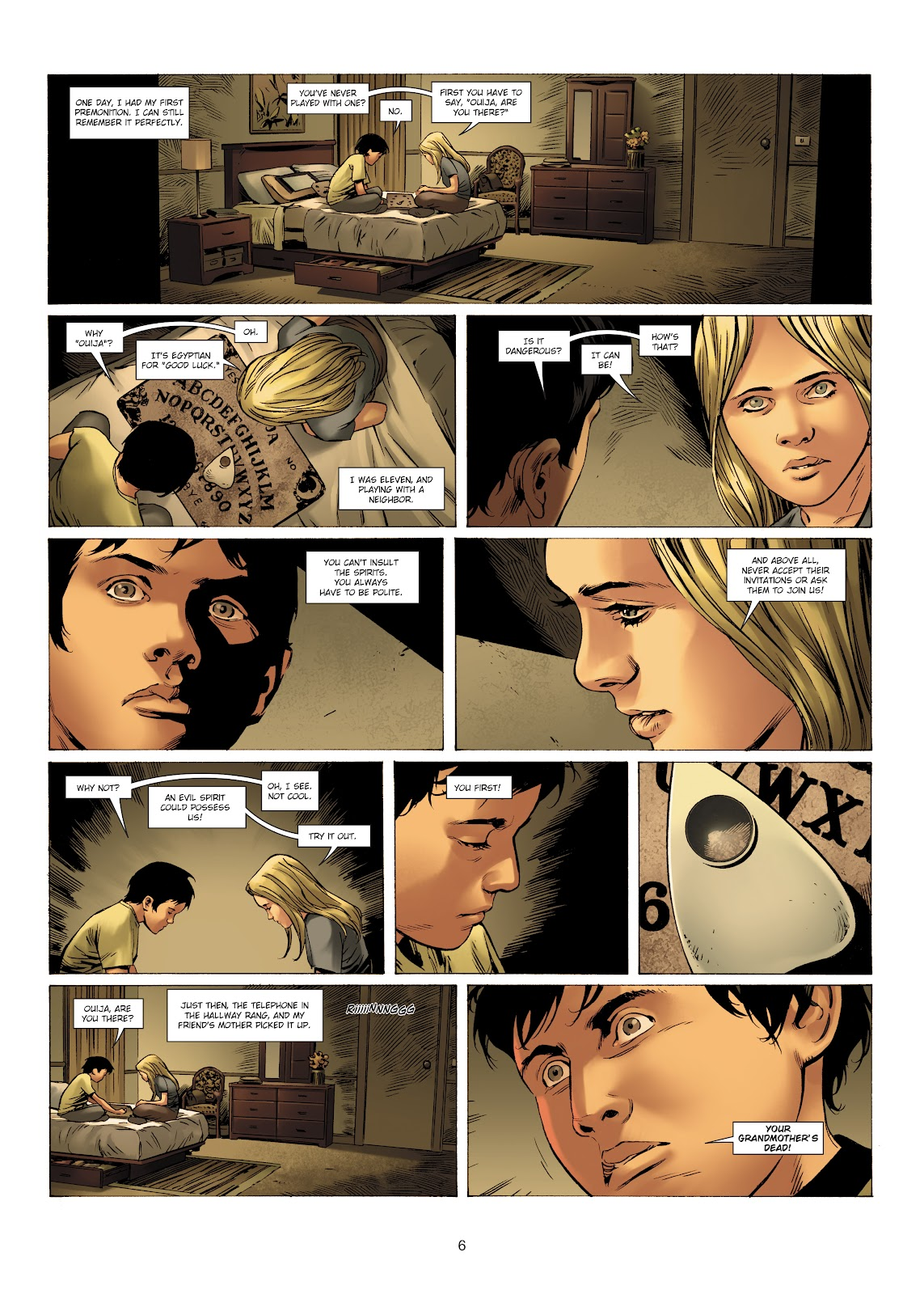 Read online Olympus Mons Vol. 1: Anomaly One comic -  Issue #5 - 6