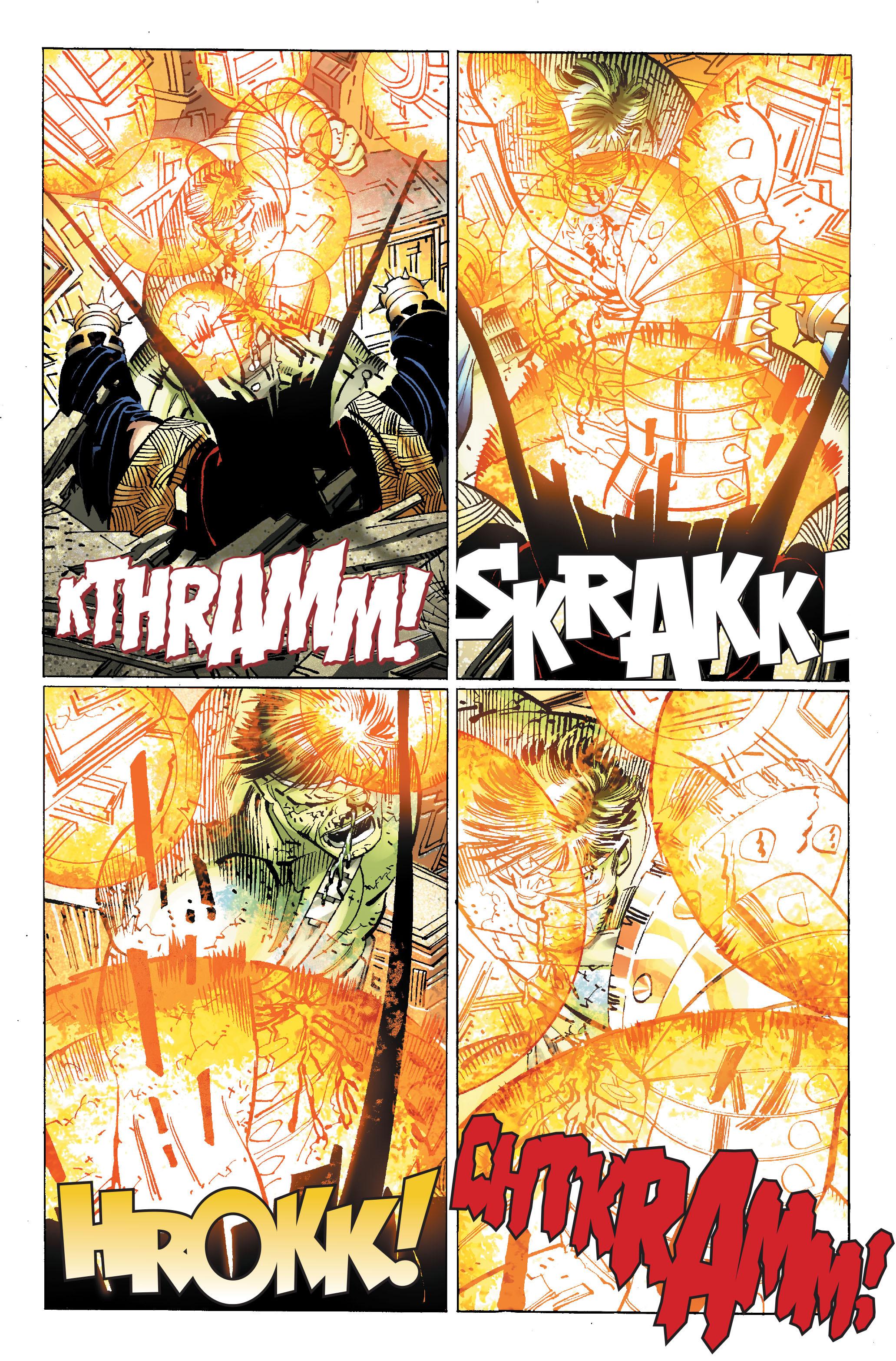 Read online World War Hulk comic -  Issue #4 - 14