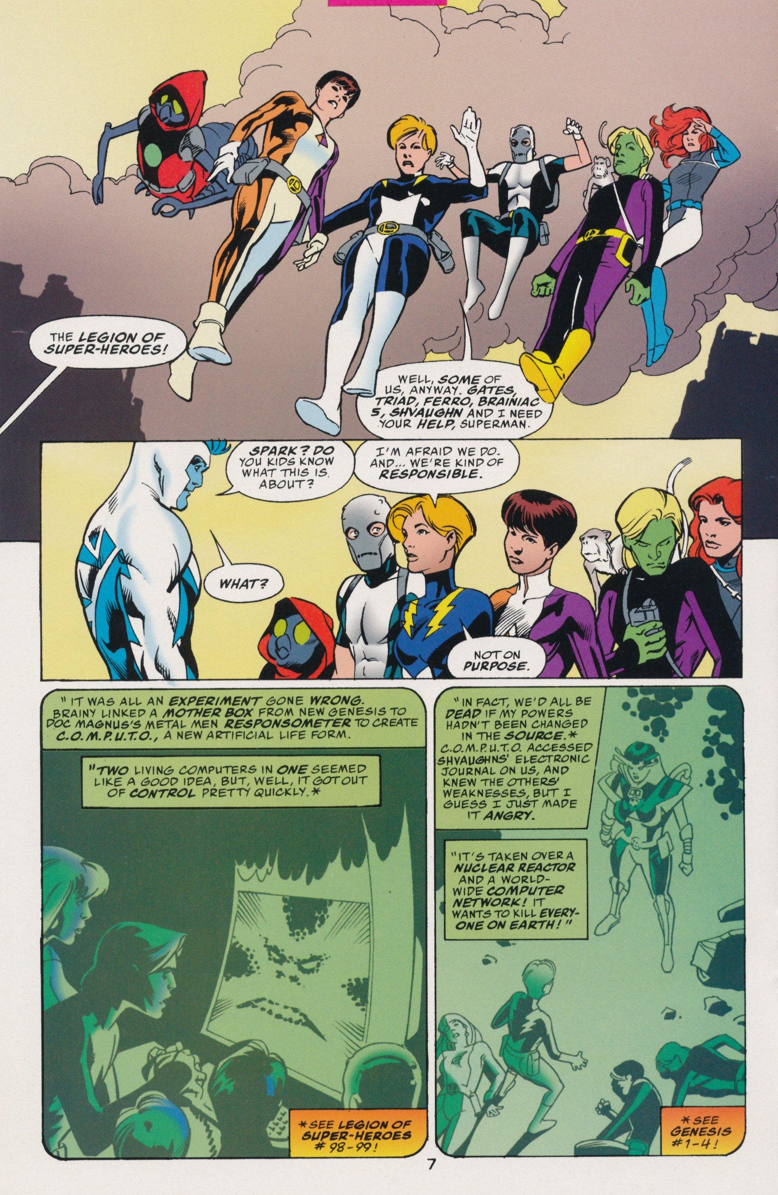 Action Comics (1938) 741 Page 10