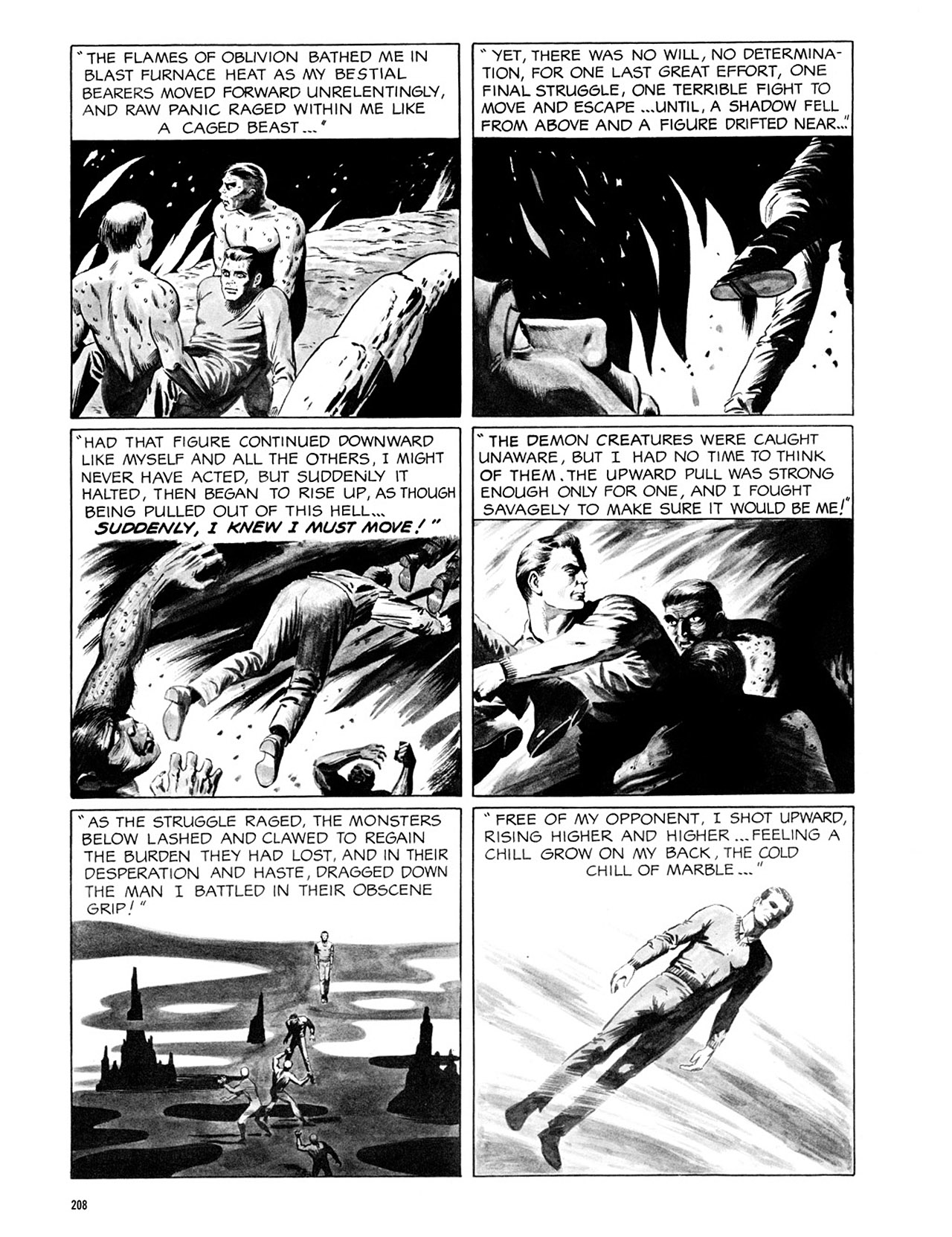 Read online Eerie Archives comic -  Issue # TPB 2 - 209