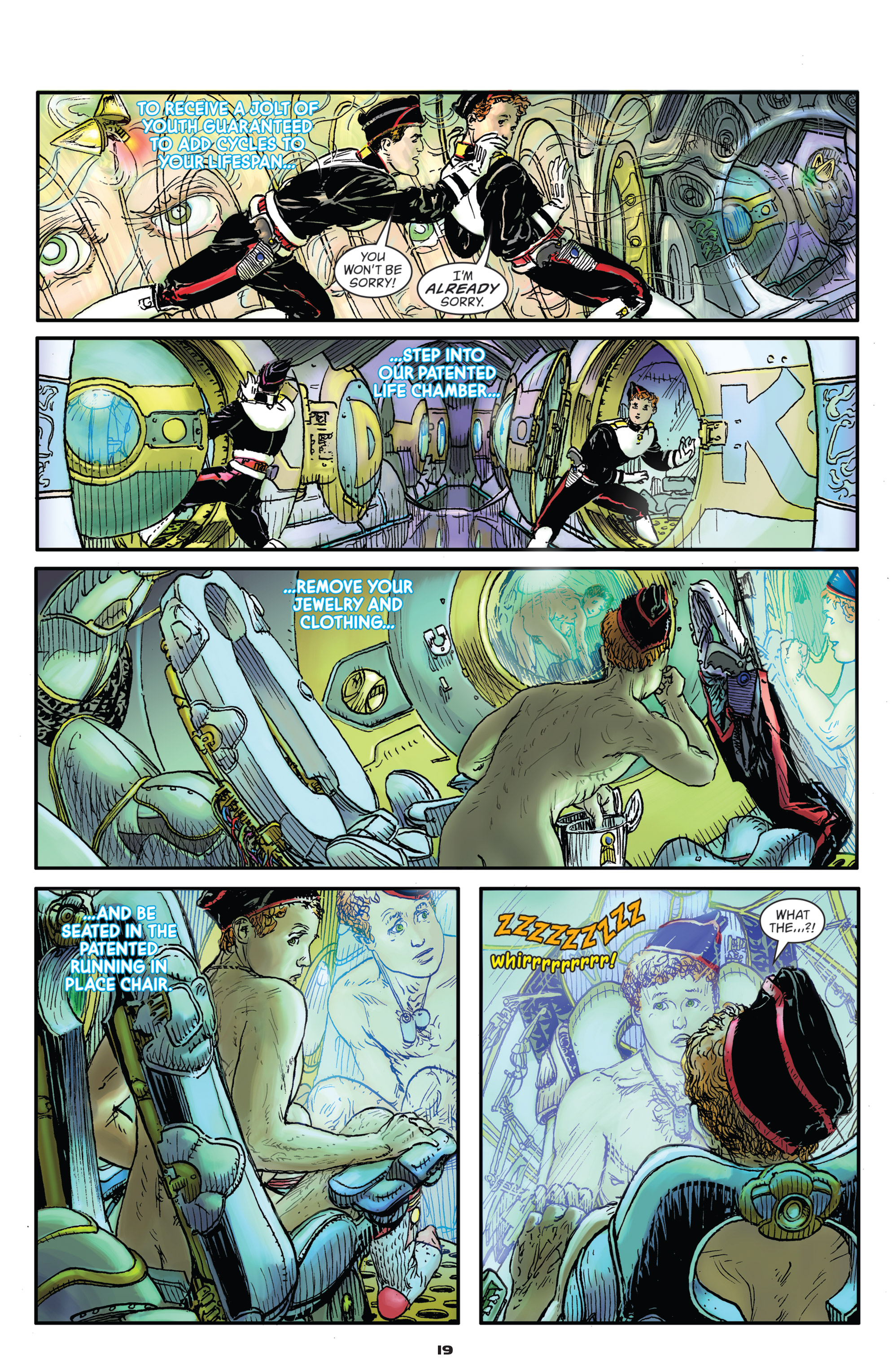 Read online Starstruck: Old Proldiers Never Die comic -  Issue #4 - 20