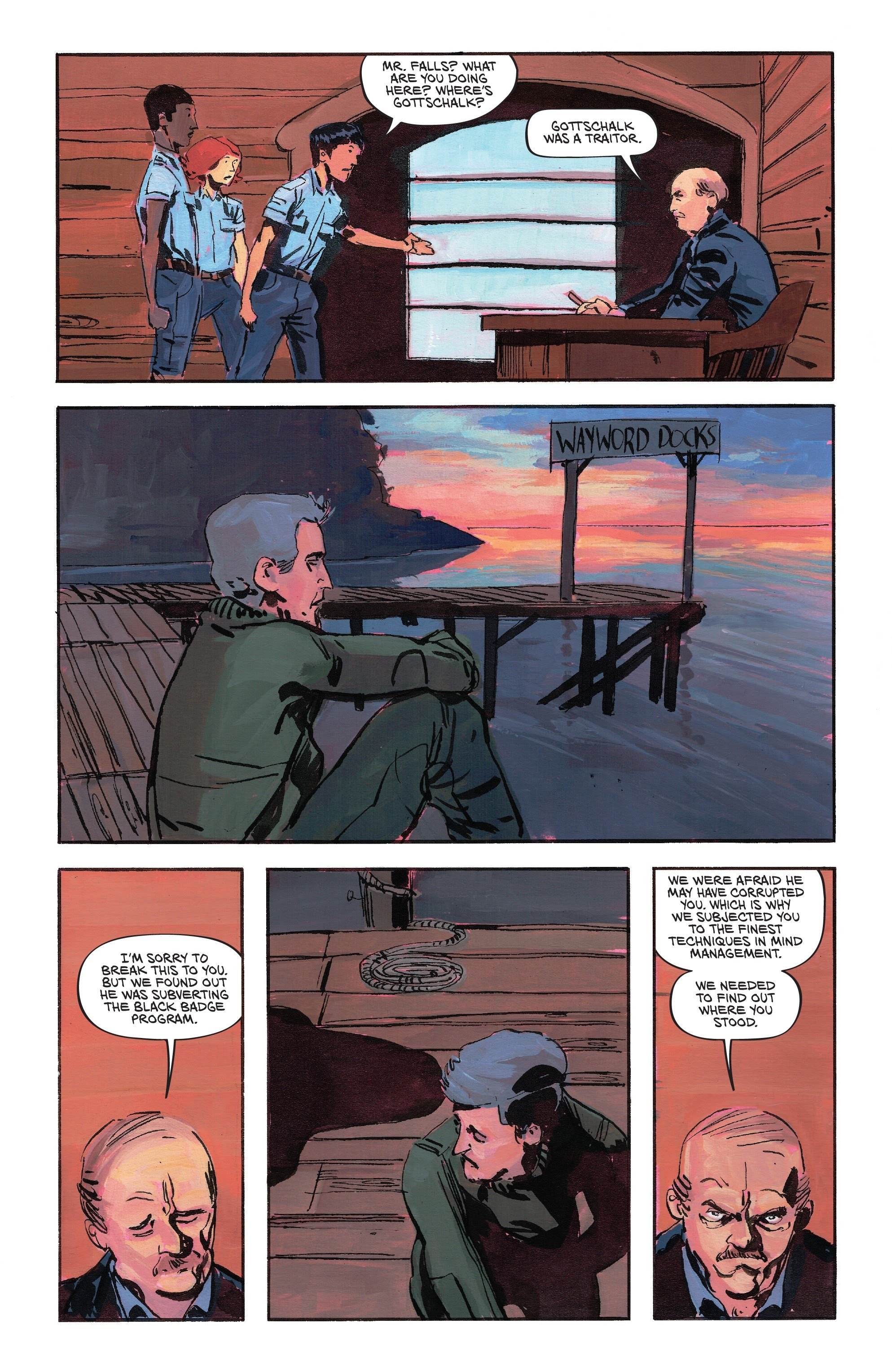 Black Badge issue 10 - Page 19