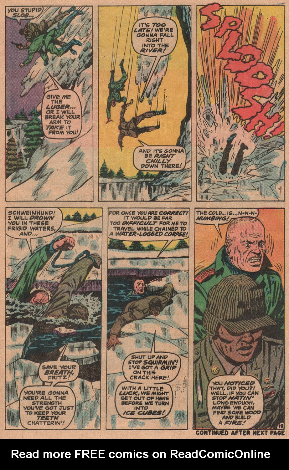 Read online Sgt. Fury comic -  Issue #90 - 25