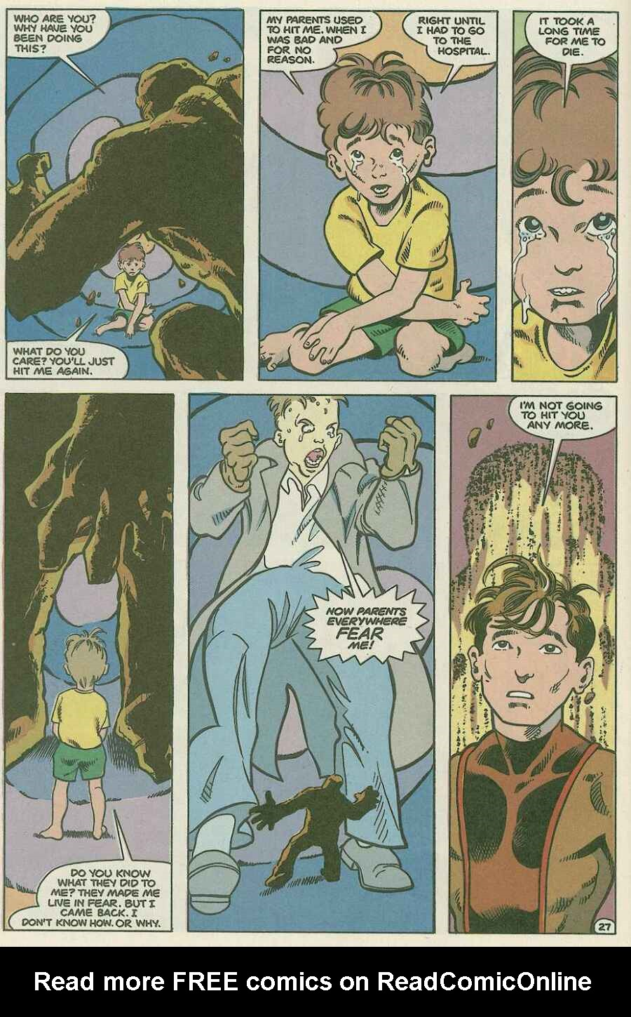 Elementals (1984) issue Special 1 - Page 29