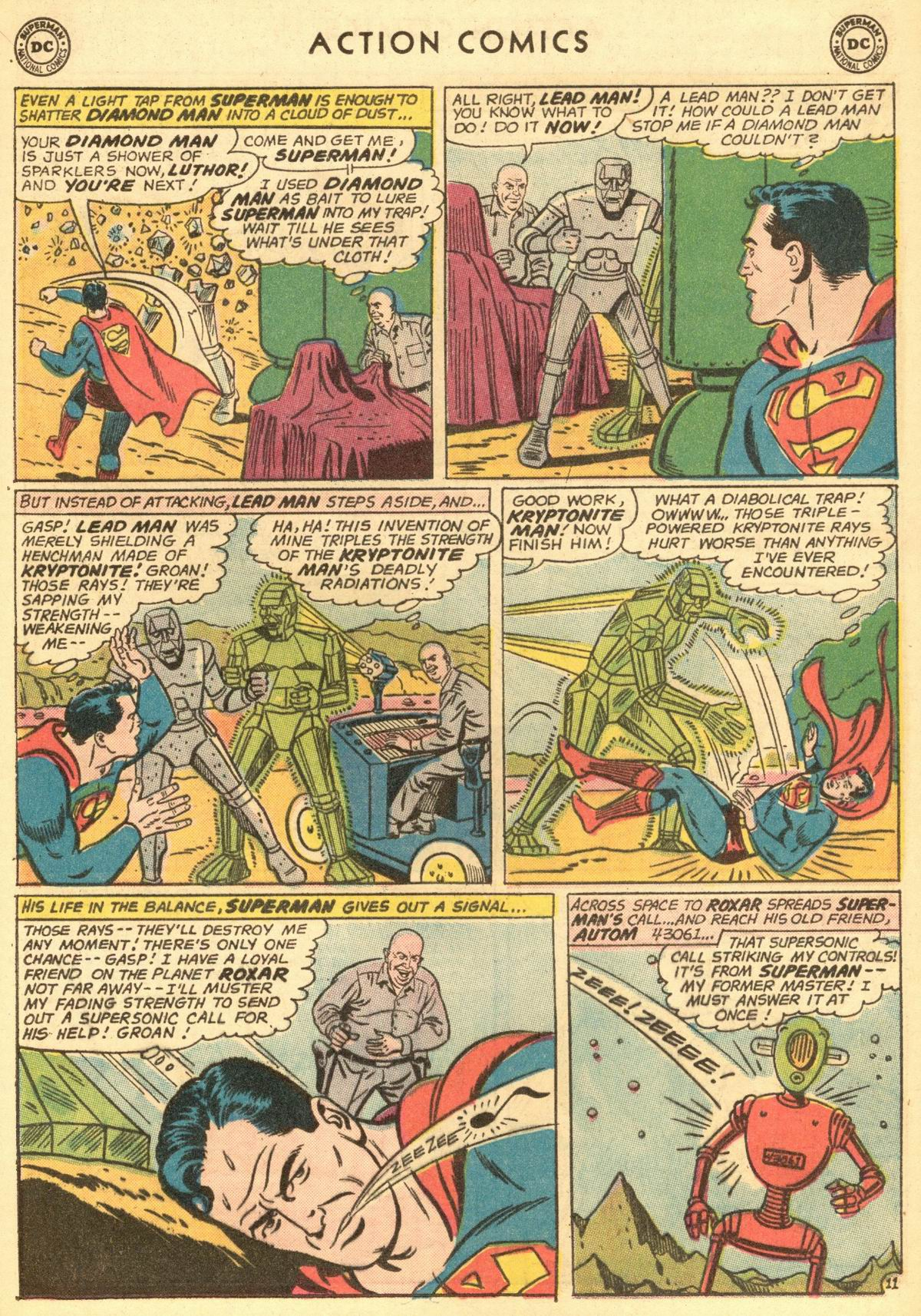 Action Comics (1938) 294 Page 12