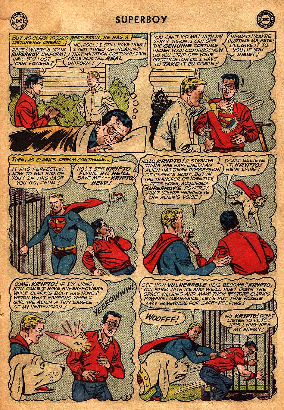 Superboy (1949) issue 96 - Page 22
