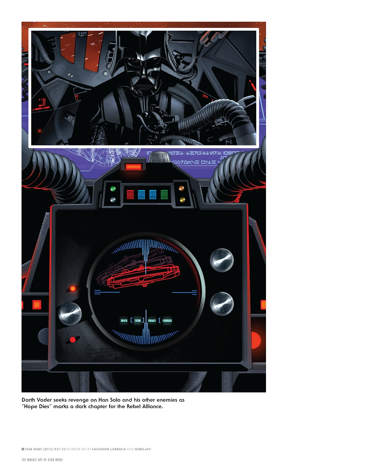 Read online The Marvel Art of Star Wars comic -  Issue # TPB (Part 2) - 25
