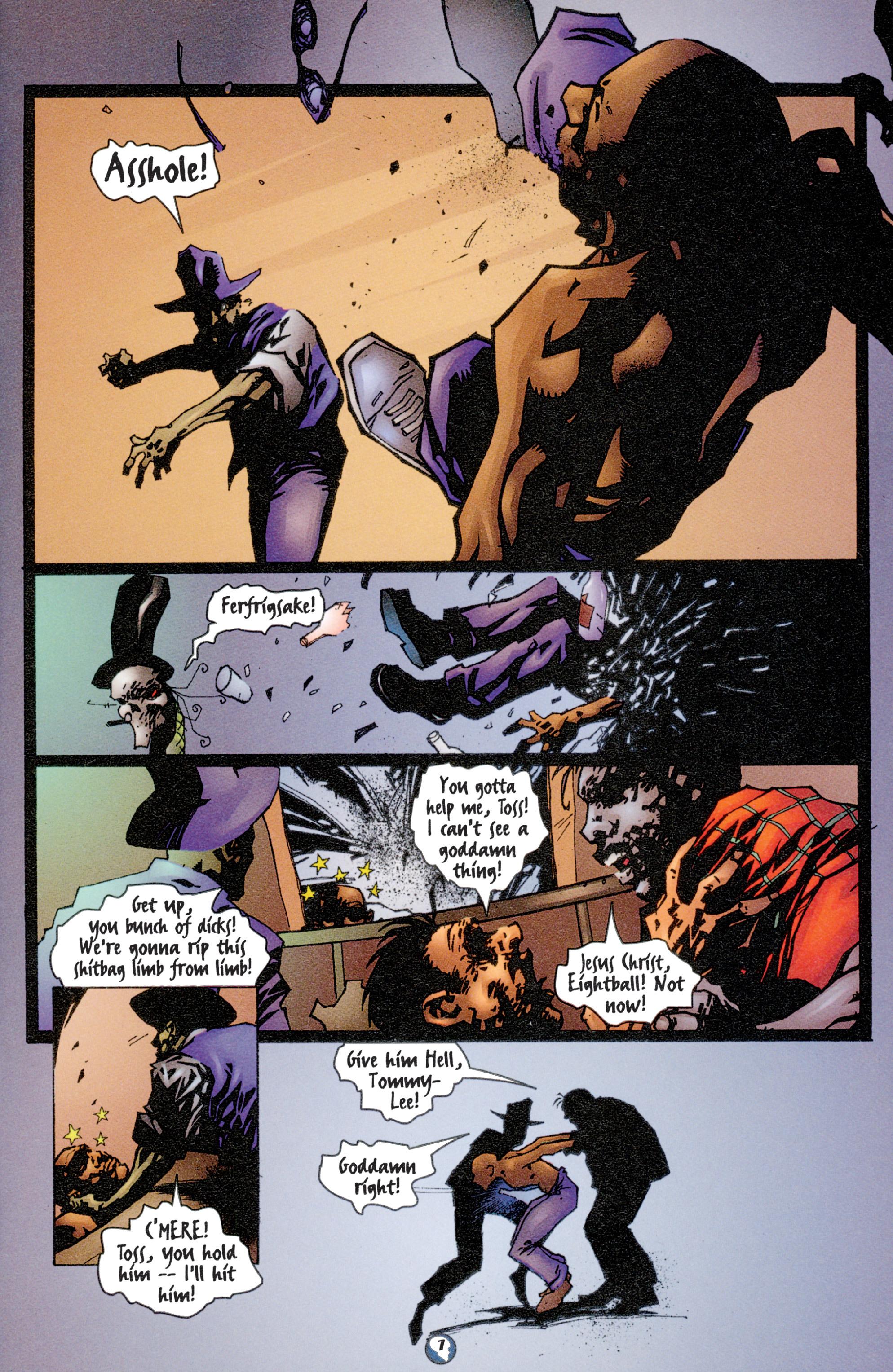 Read online Shadowman (1997) comic -  Issue #4 - 7