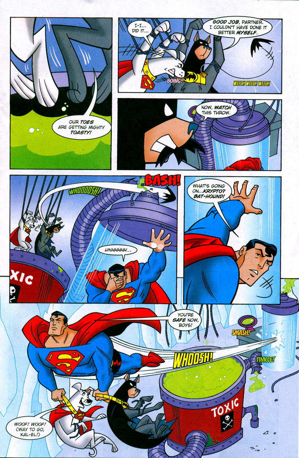 Read online Krypto the Superdog comic -  Issue #3 - 20