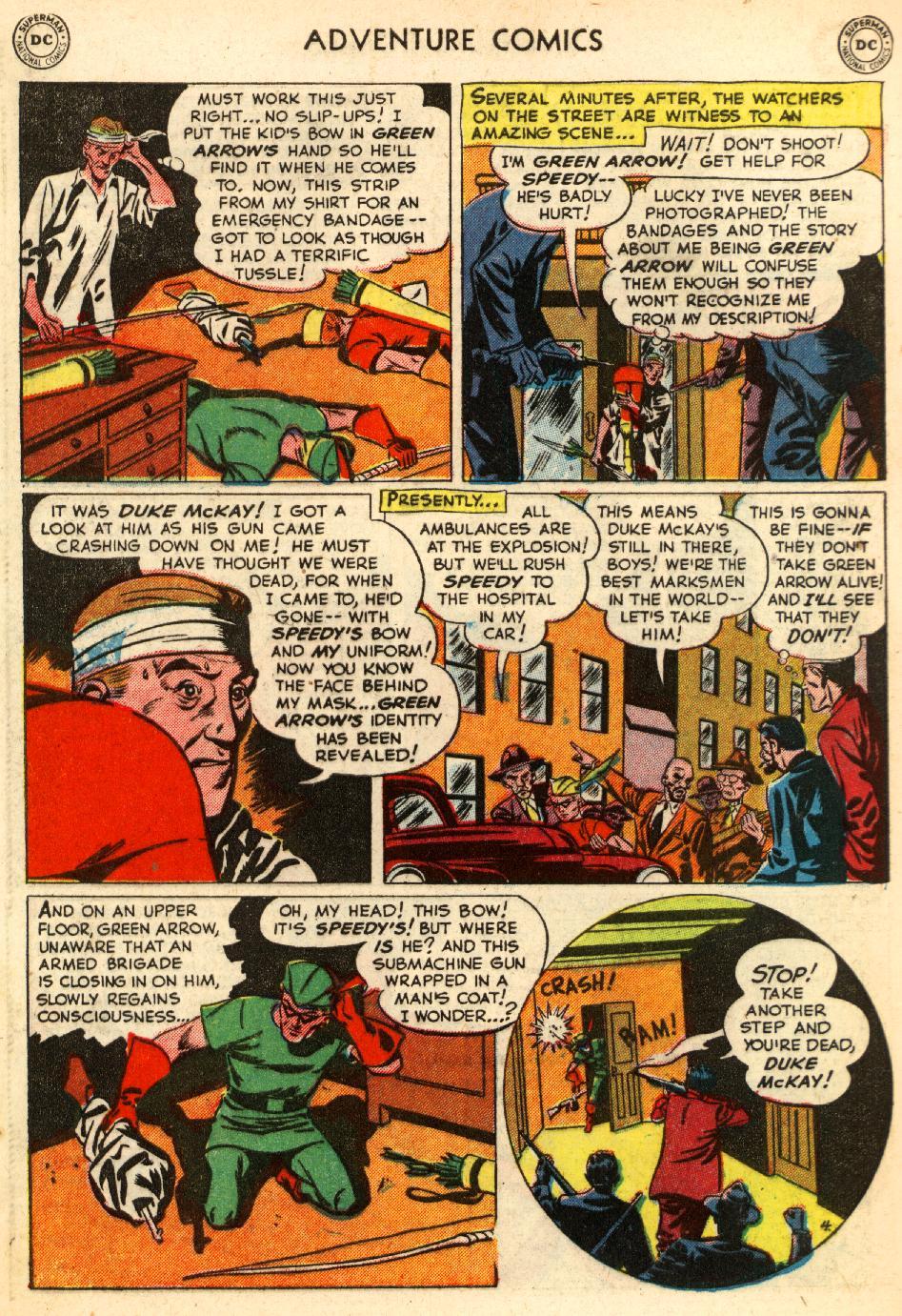 Read online Adventure Comics (1938) comic -  Issue #170 - 38