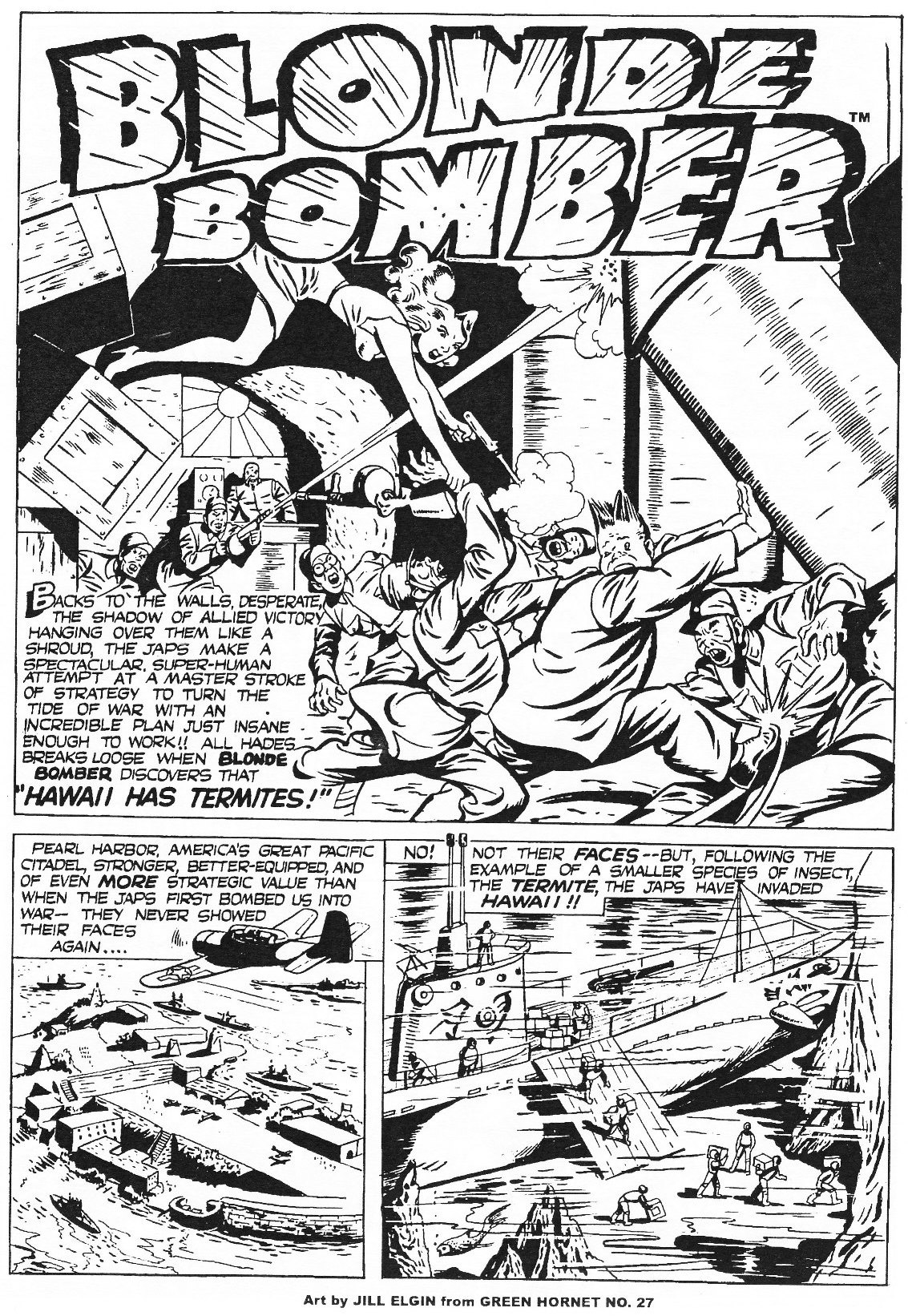 Read online Men of Mystery Comics comic -  Issue #82 - 27