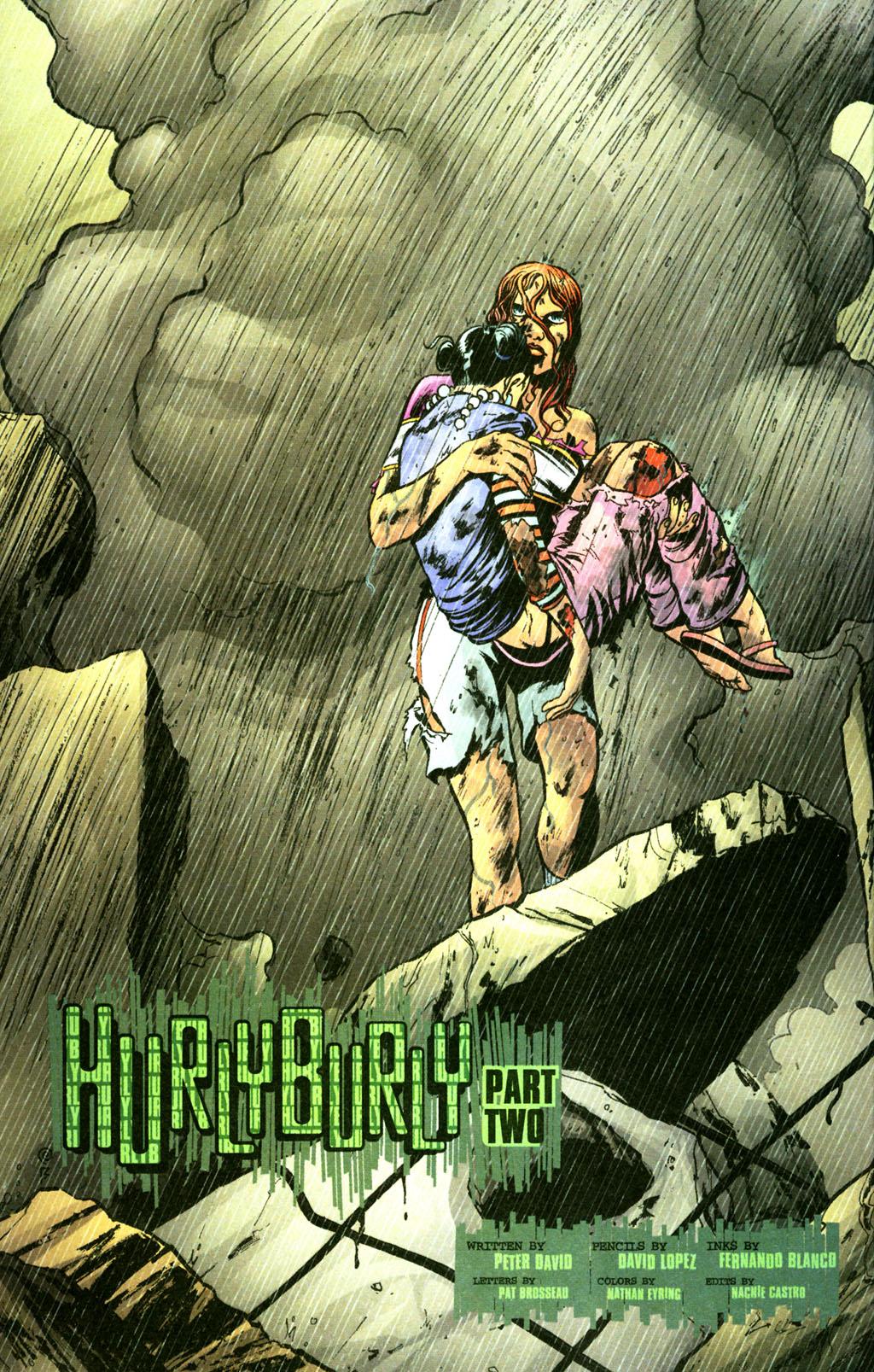 Read online Fallen Angel (2003) comic -  Issue #16 - 9
