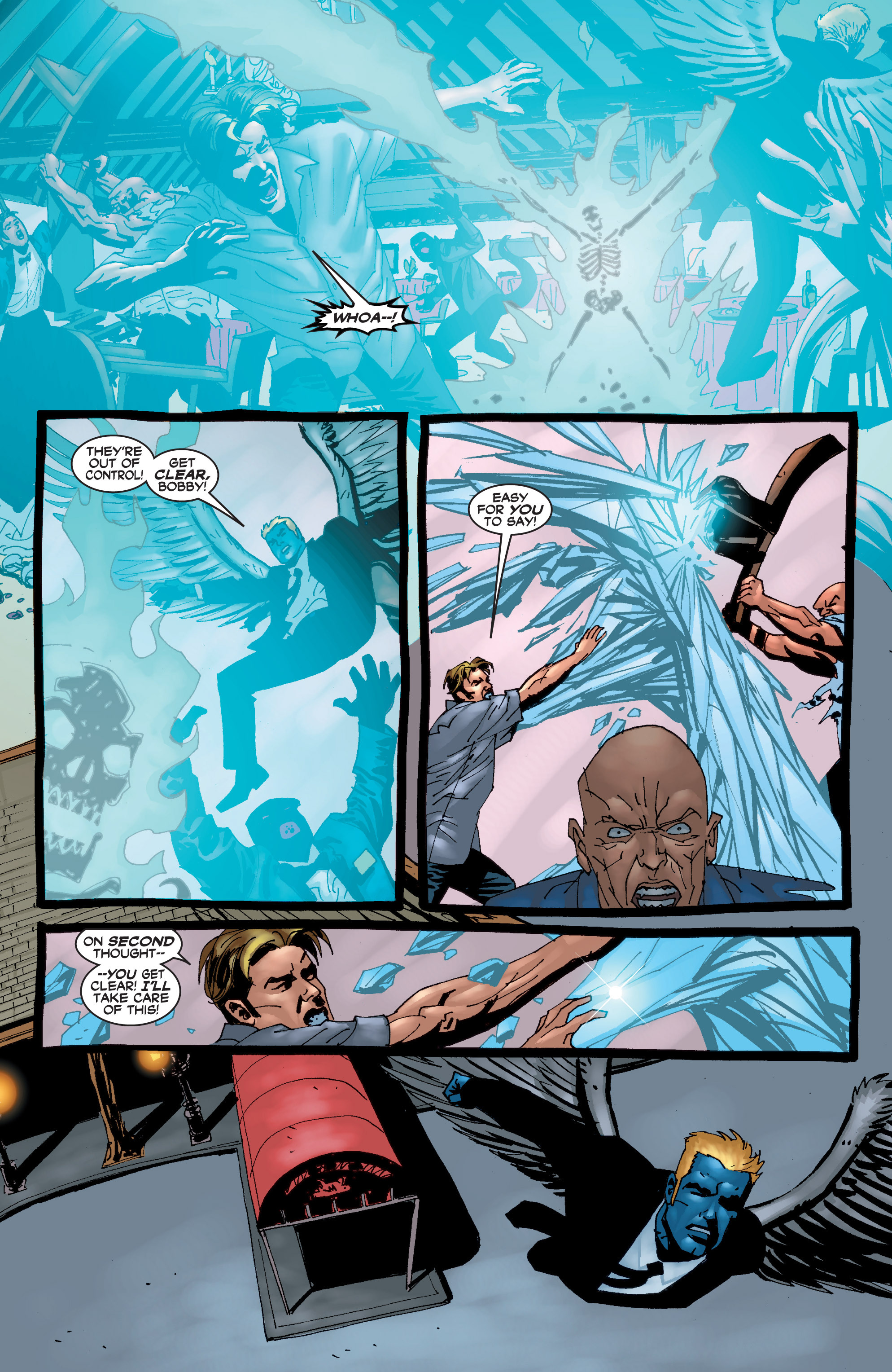 Read online Uncanny X-Men (1963) comic -  Issue #409 - 20