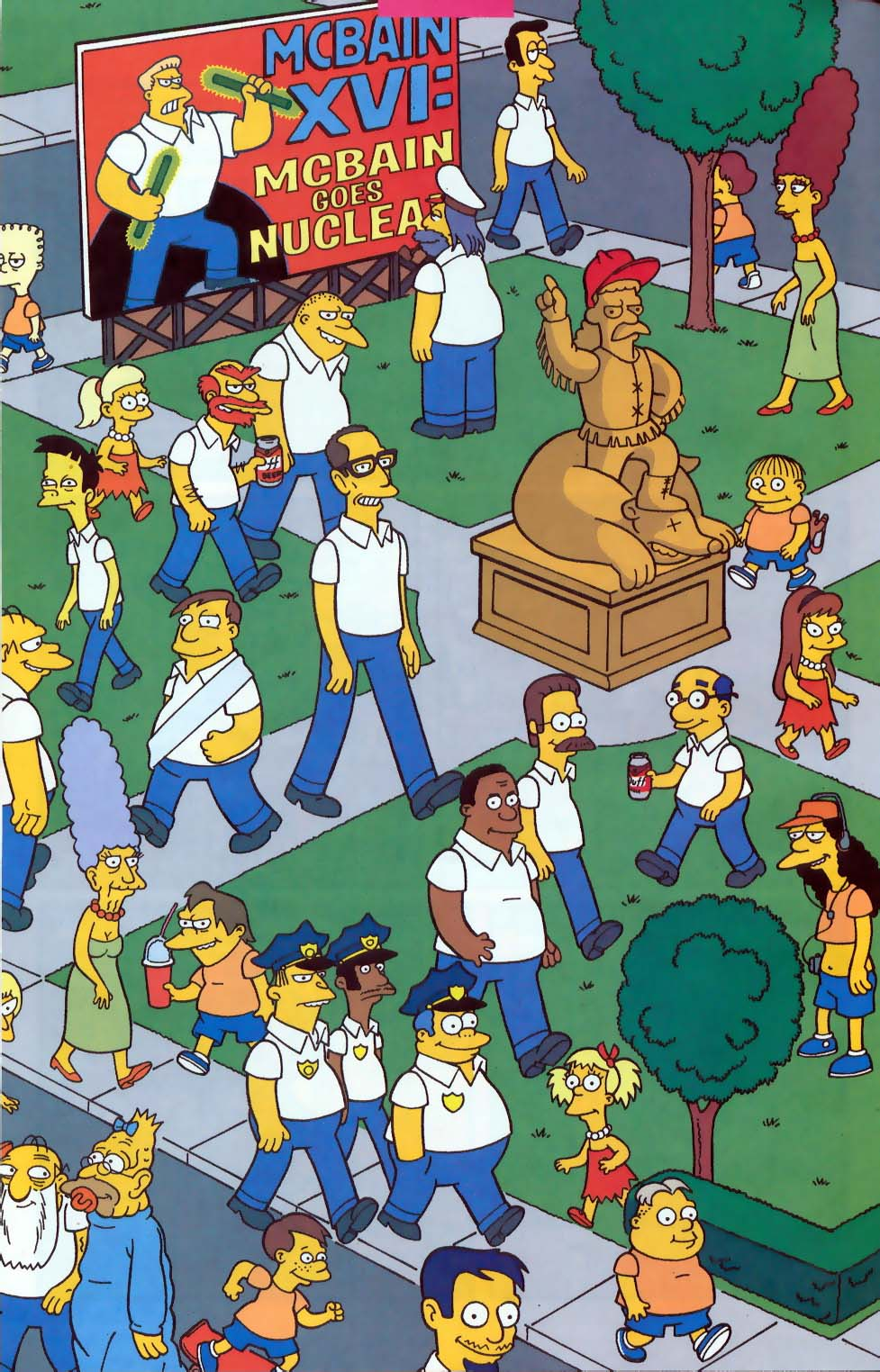 Read online Simpsons Comics comic -  Issue #85 - 15