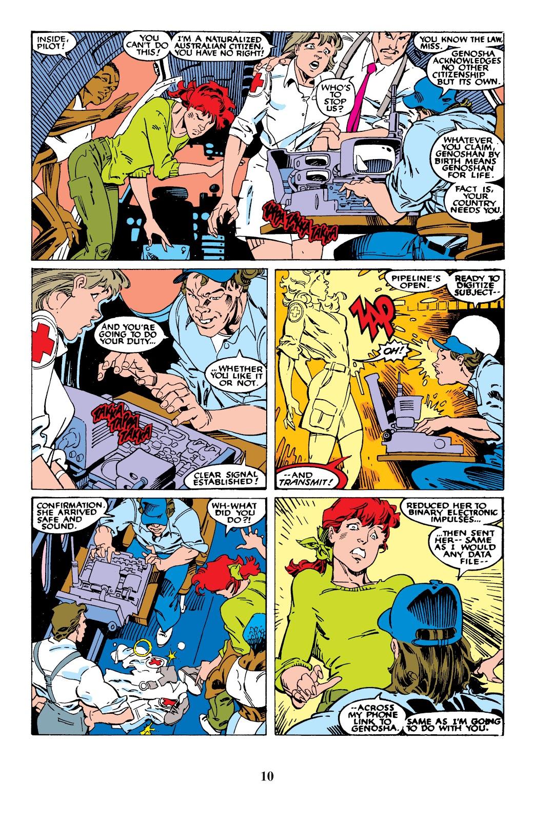 Uncanny X-Men (1963) issue 235 - Page 10