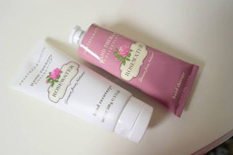 crabtree and evelyn hand therapy review