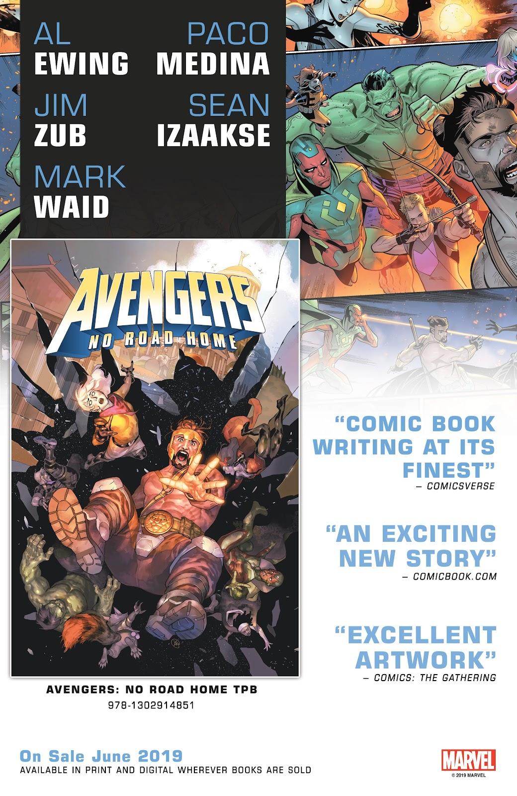 Read online Avengers Start Here Sampler 2019 comic -  Issue # Full - 8