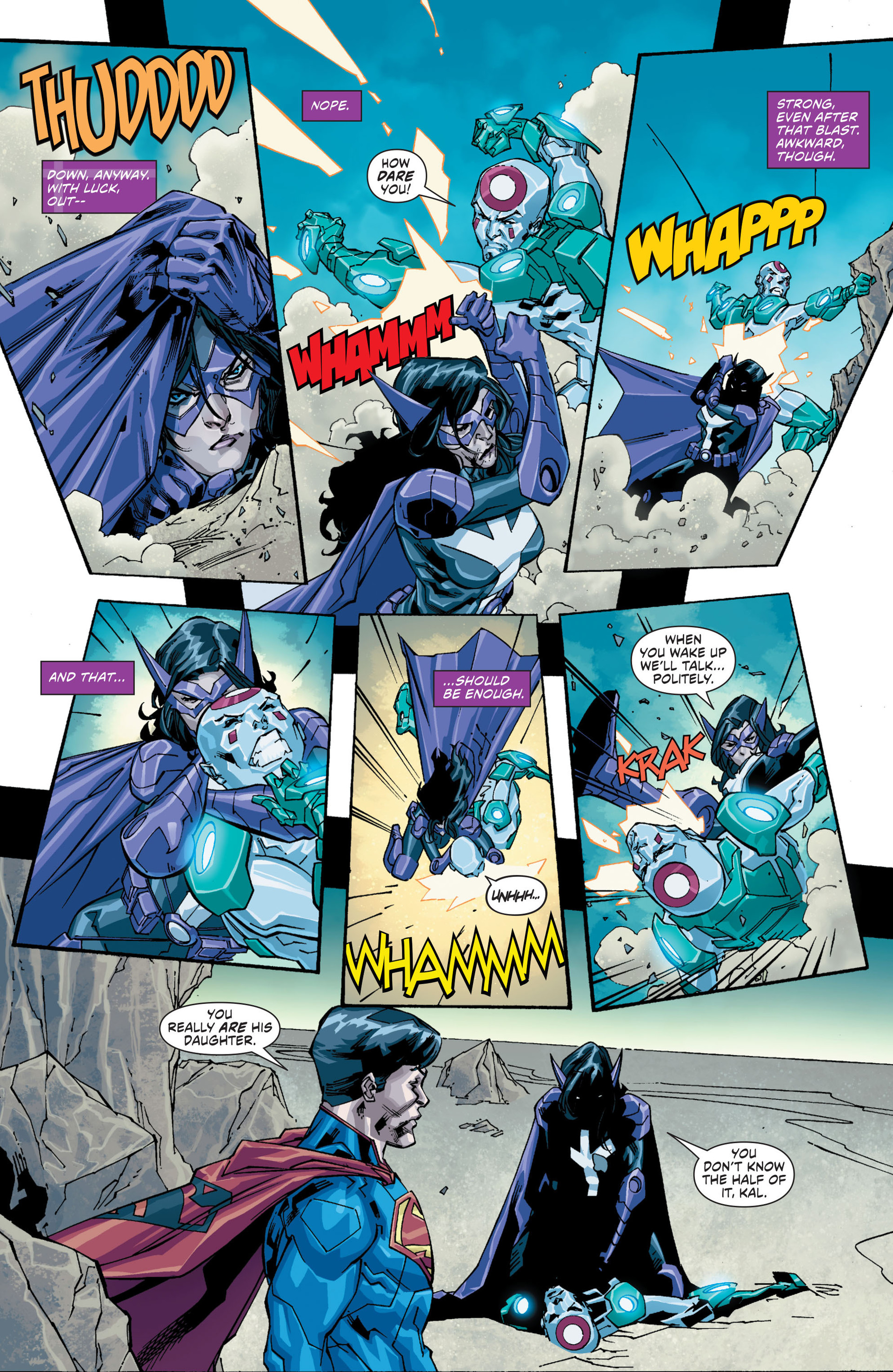 Read online Worlds' Finest comic -  Issue #20 - 10