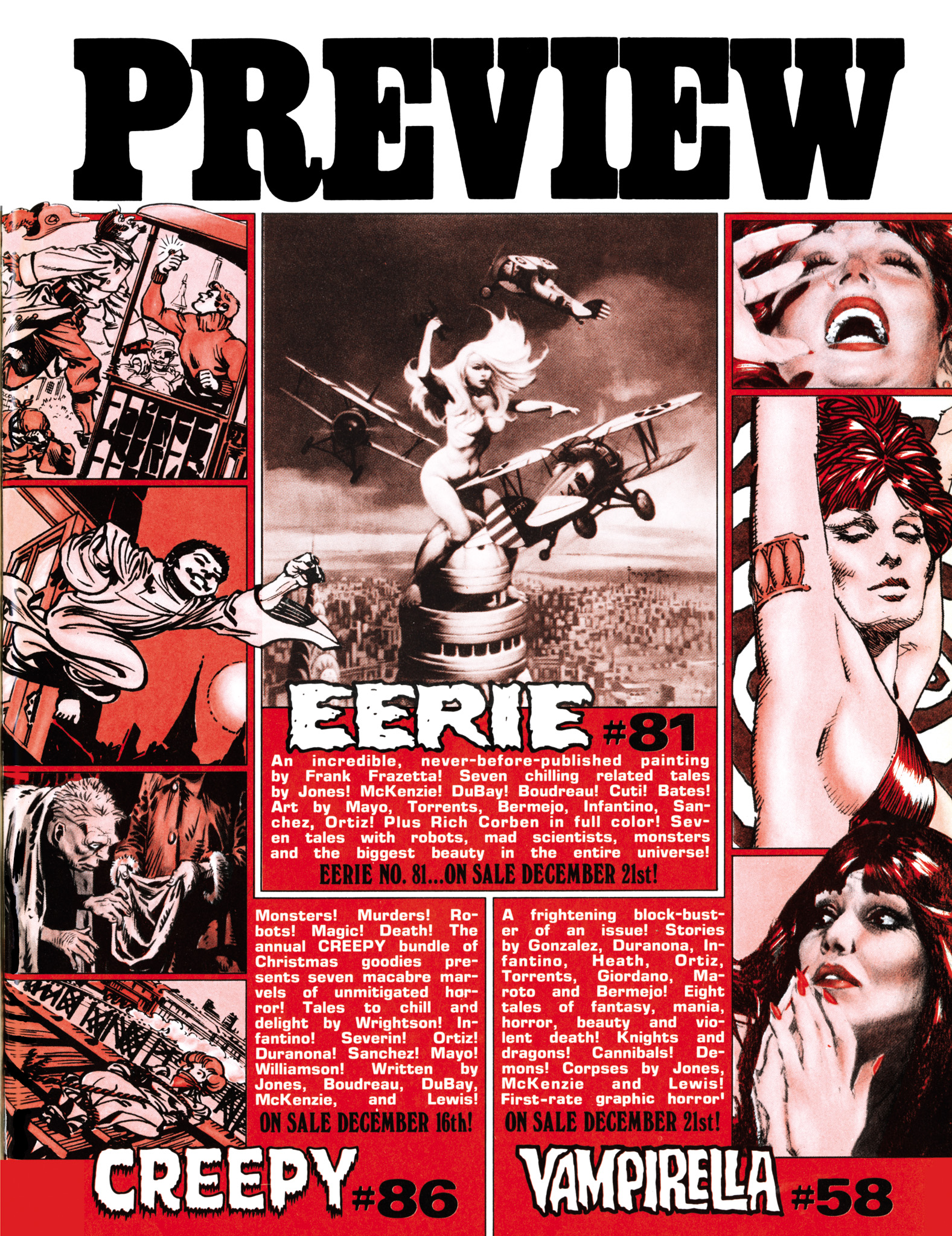 Read online Eerie Archives comic -  Issue # TPB 16 - 306