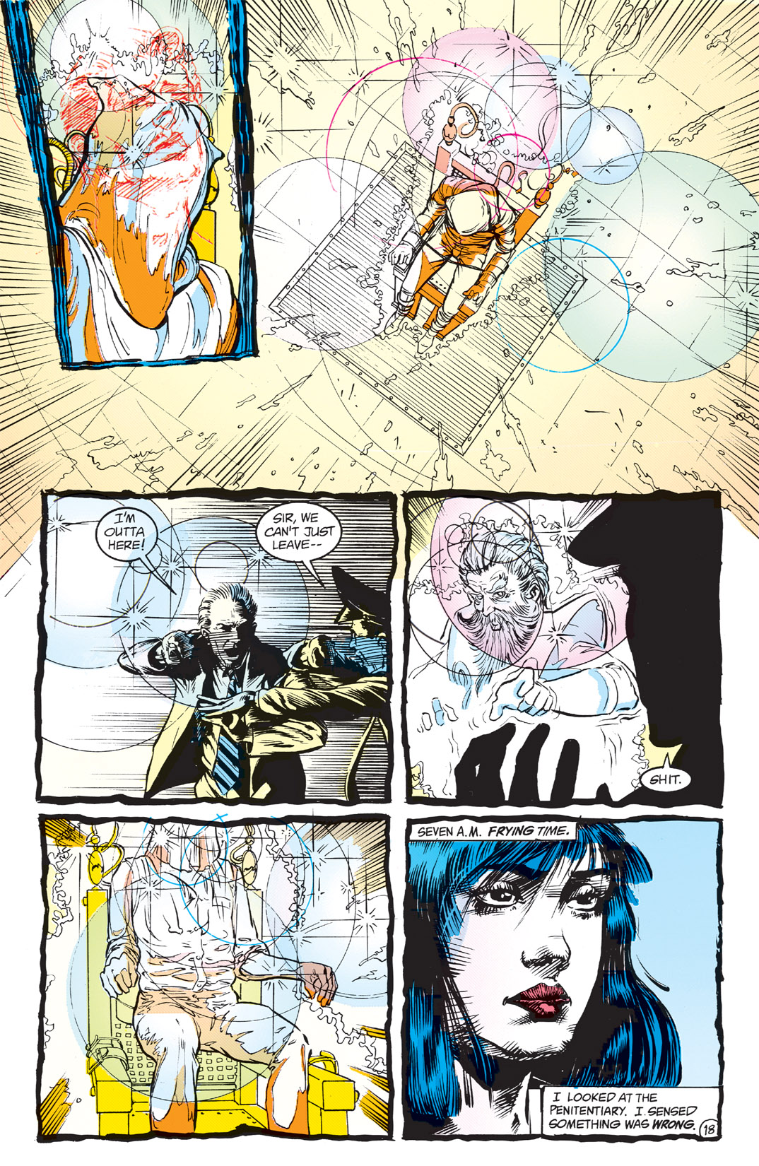 Read online Shade, the Changing Man comic -  Issue #1 - 20