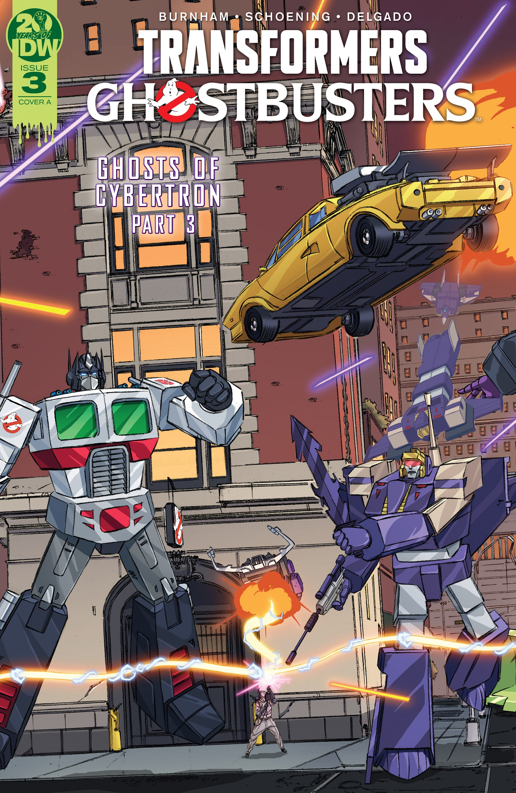 Transformers/Ghostbusters 3 Page 1