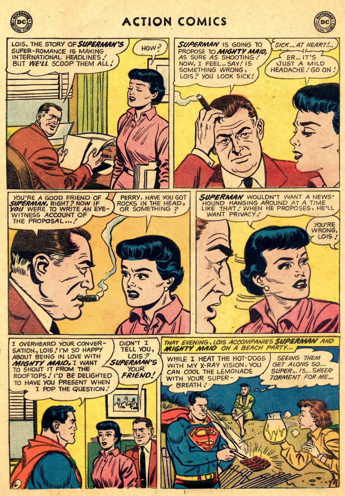 Action Comics (1938) 260 Page 6