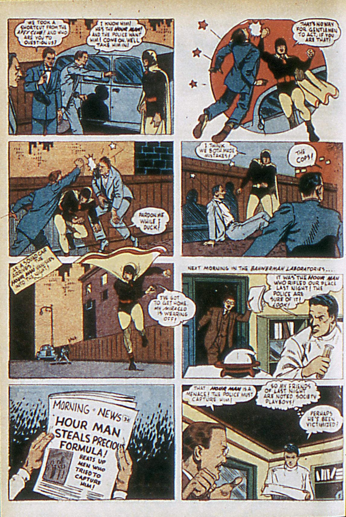 Read online Adventure Comics (1938) comic -  Issue #63 - 37