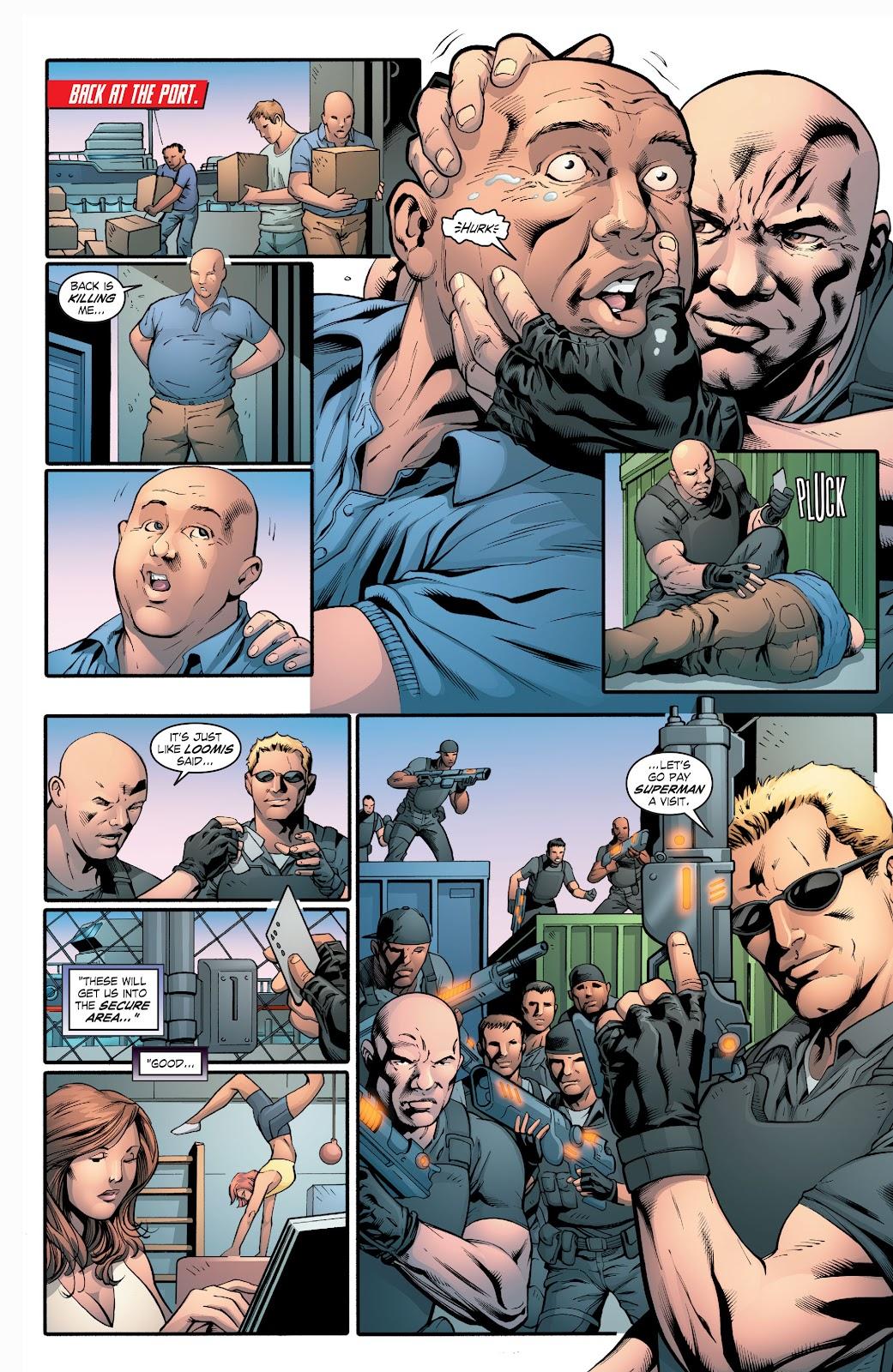 Read online Smallville Season 11 [II] comic -  Issue # TPB 2 - 111