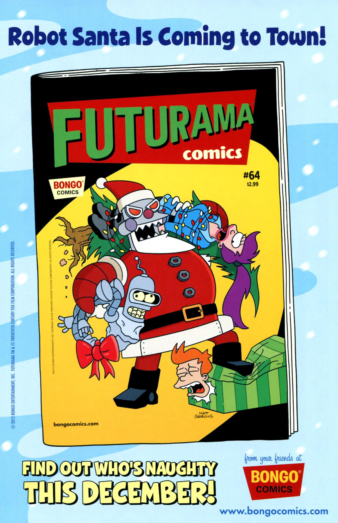 Read online Simpsons Comics comic -  Issue #195 - 12