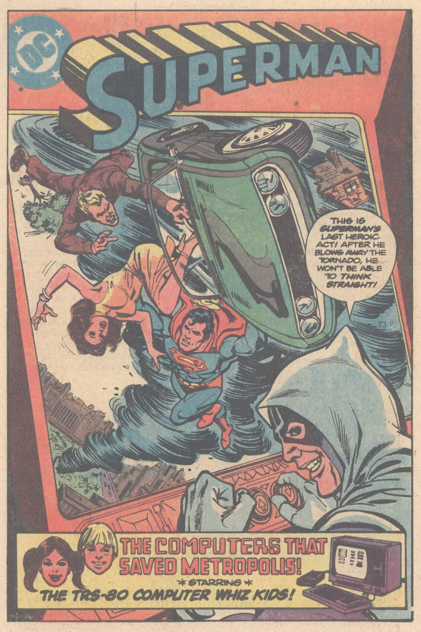 Read online Action Comics (1938) comic -  Issue #509 - 19