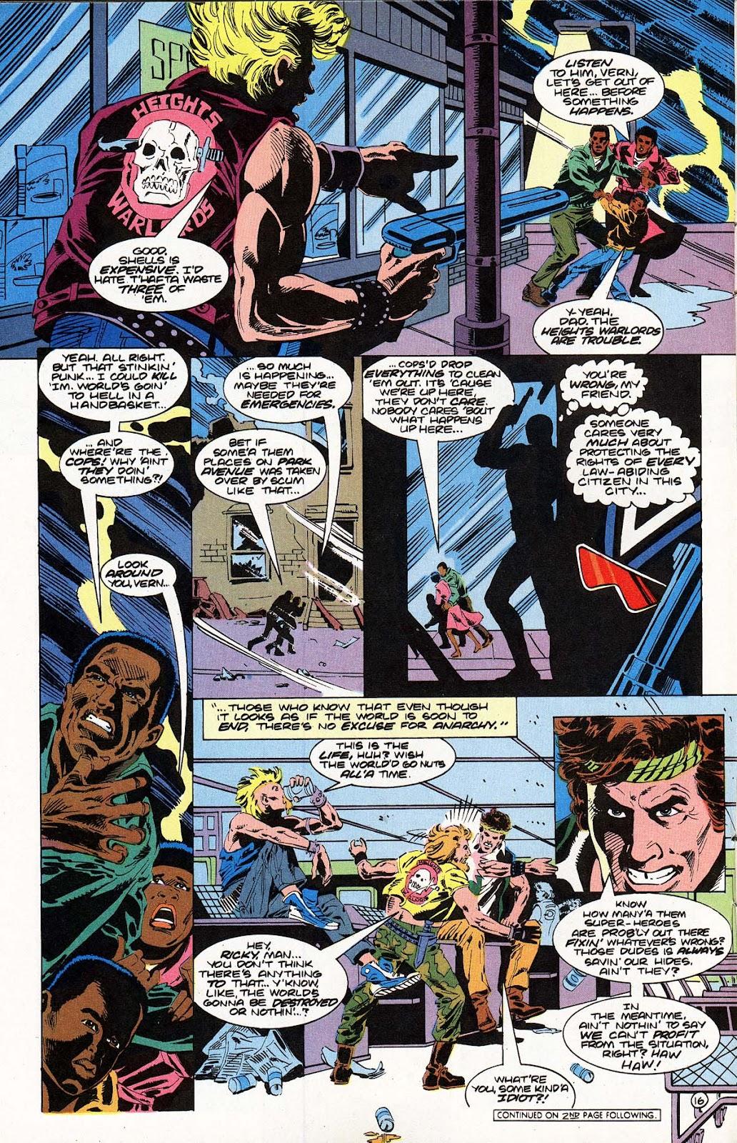 Vigilante (1983) issue 22 - Page 17
