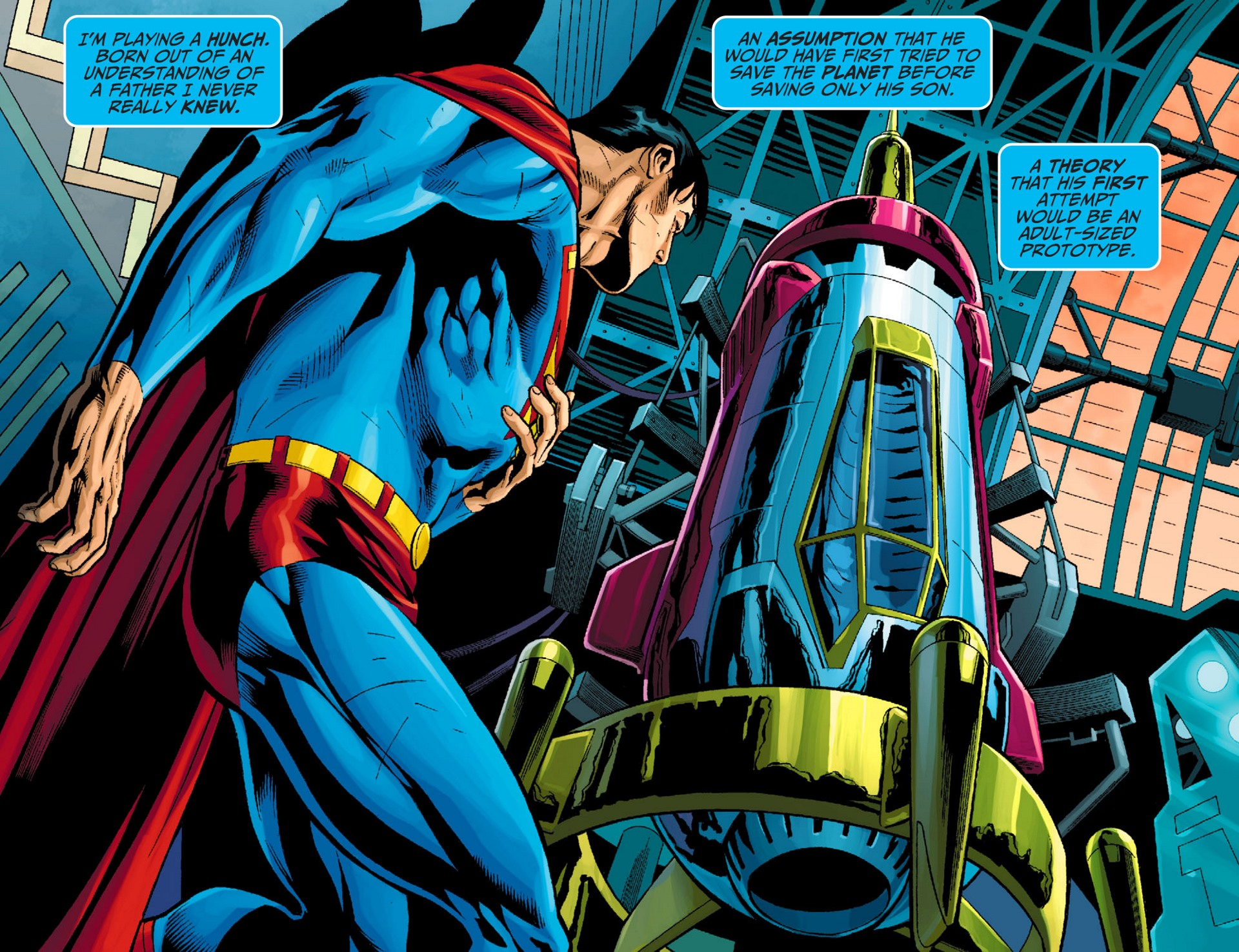 Read online Adventures of Superman [I] comic -  Issue #24 - 14