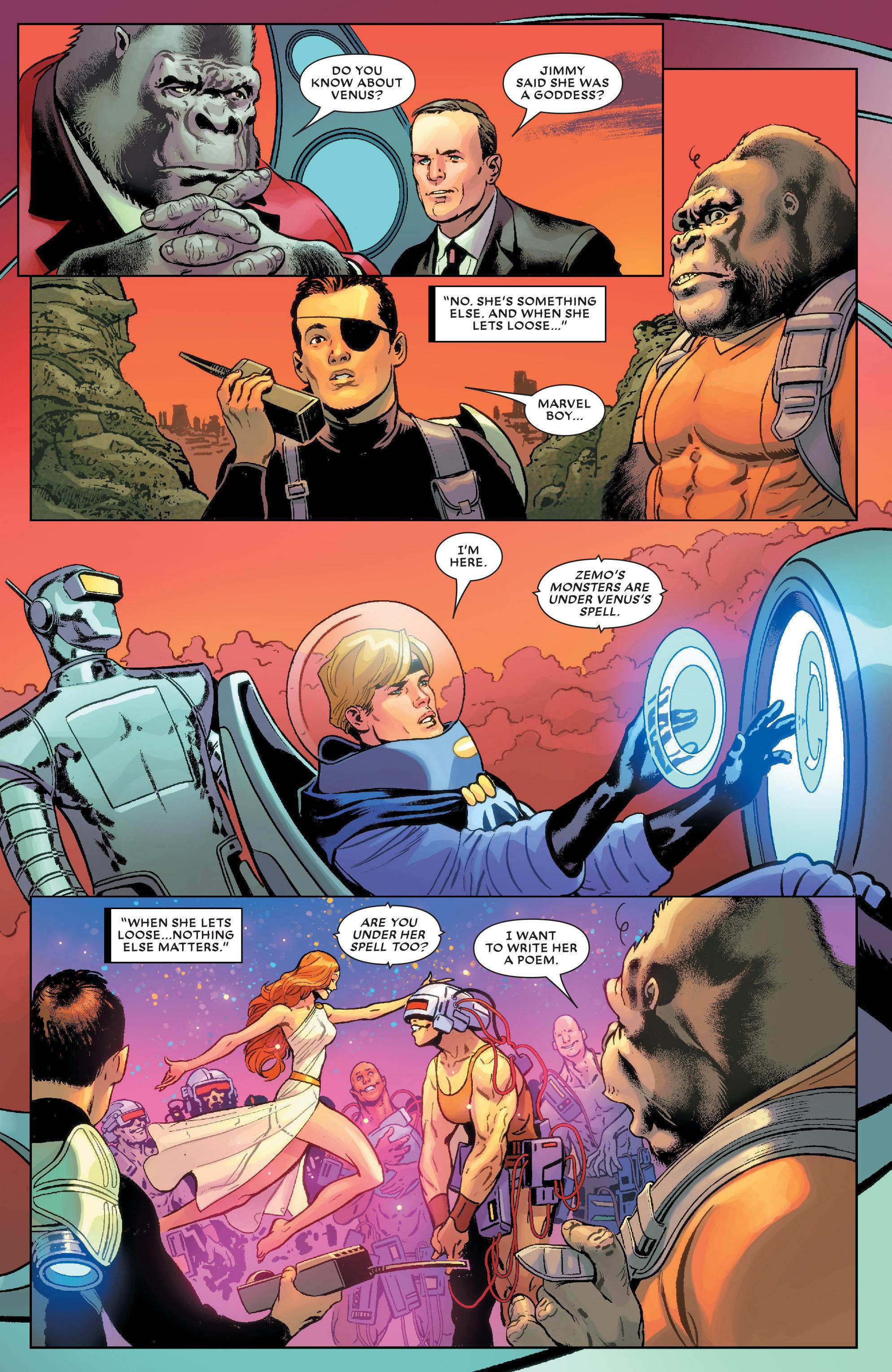 Read online Secret Wars: Agents of Atlas comic -  Issue # Full - 13