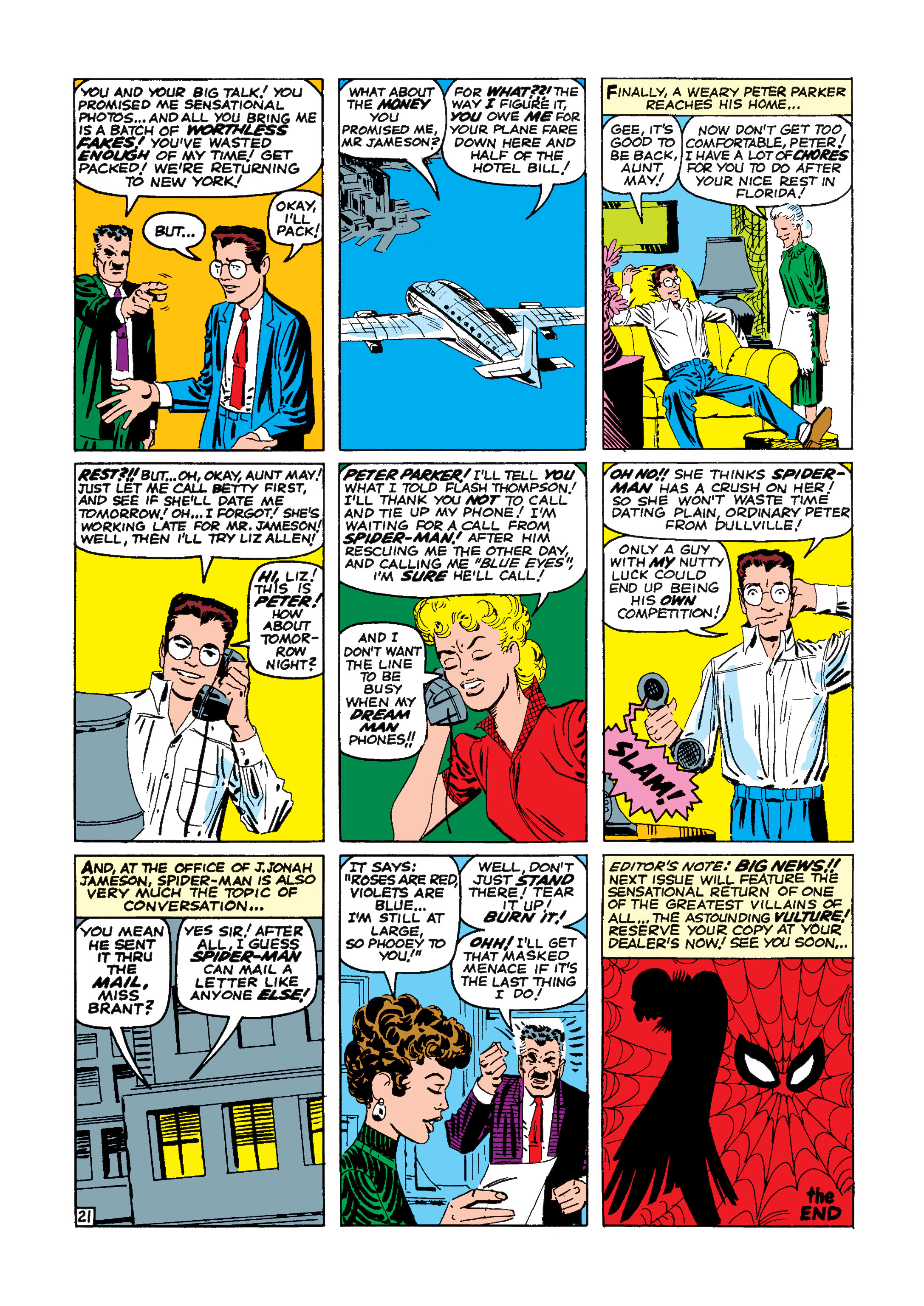 The Amazing Spider-Man (1963) 6 Page 21