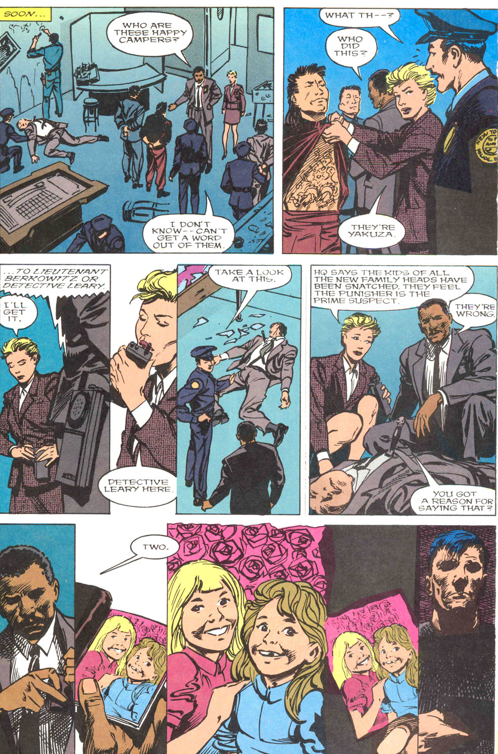 The Punisher Movie Special issue Full - Page 42