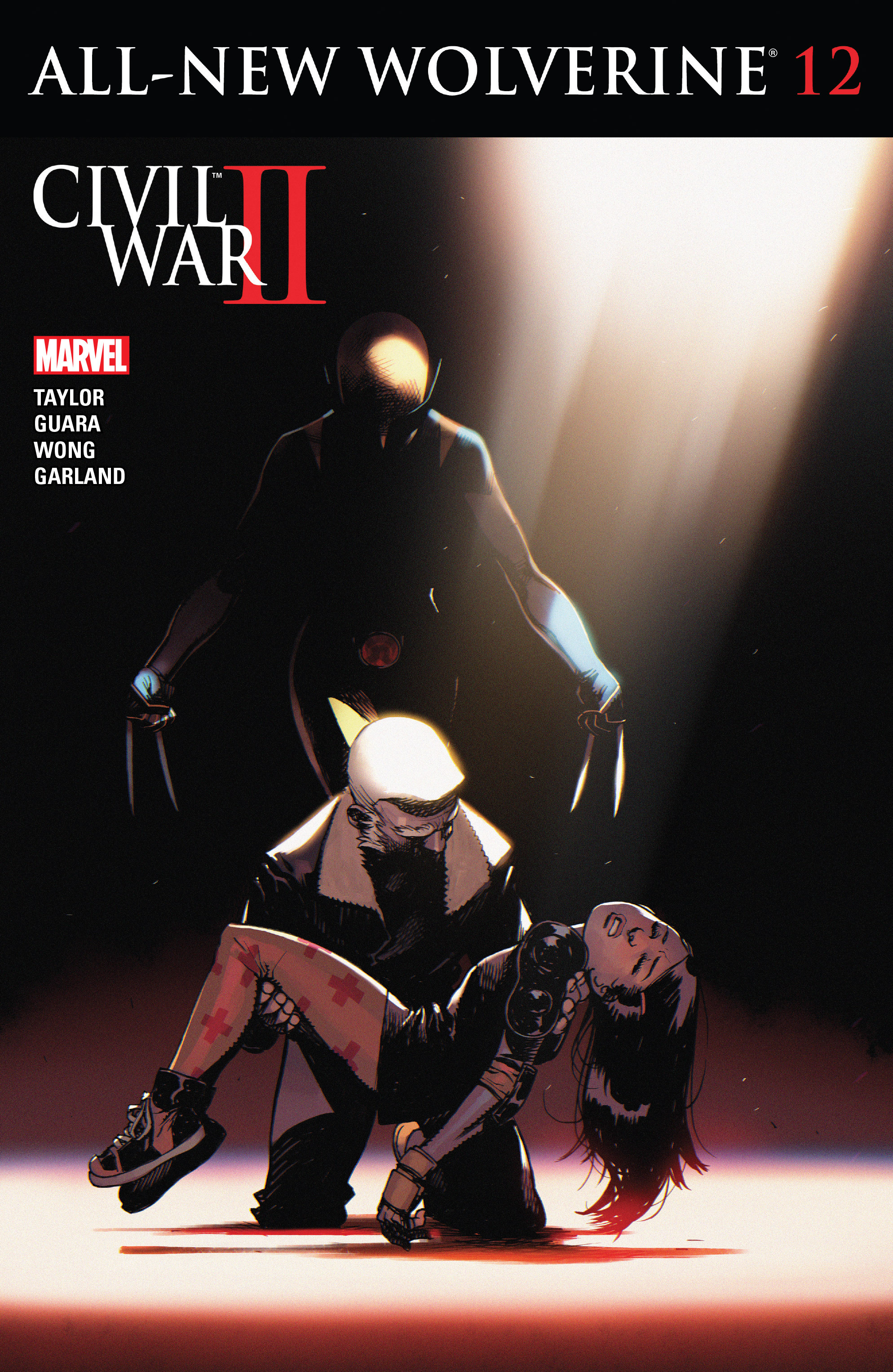 Read online All-New Wolverine (2016) comic -  Issue #12 - 1