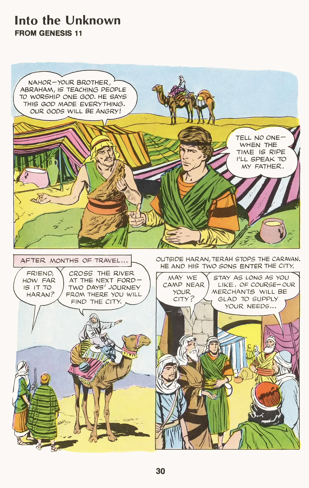 The Picture Bible issue TPB (Part 1) - Page 32