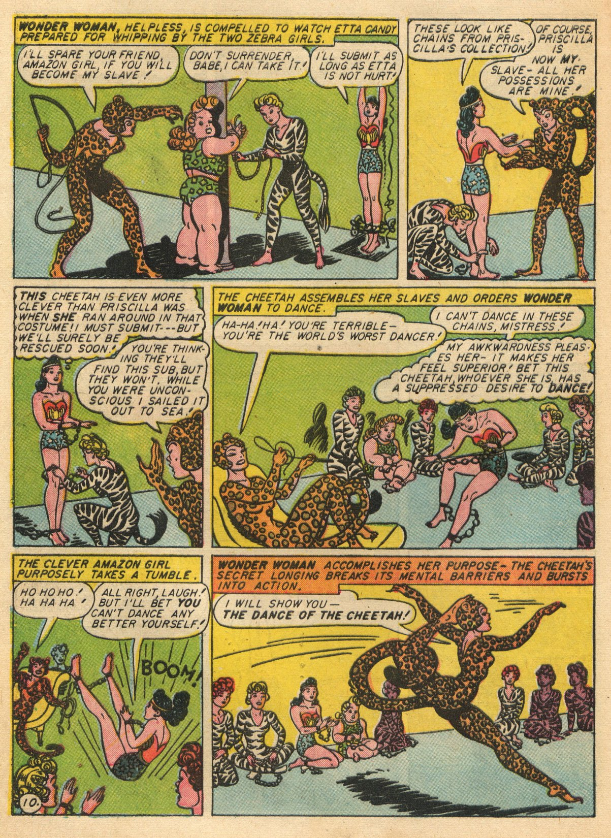 Read online Sensation (Mystery) Comics comic -  Issue #22 - 12