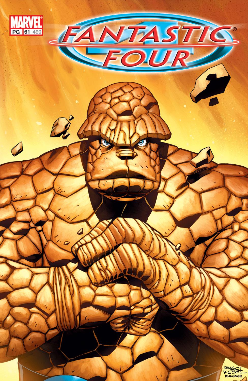 Fantastic Four (1998) 61 Page 1