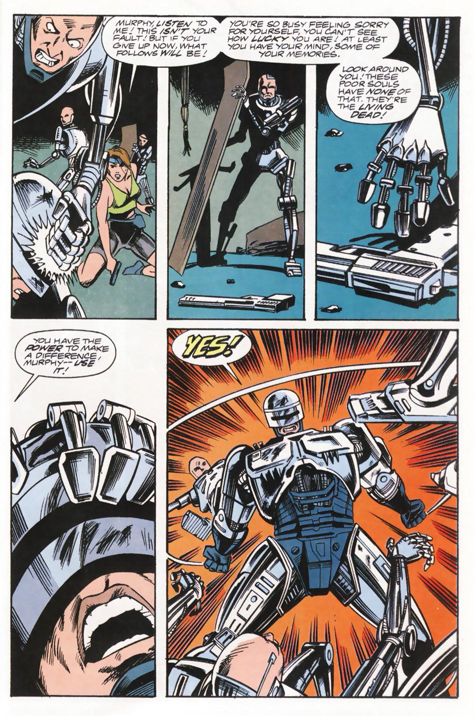 Read online Robocop (1990) comic -  Issue #15 - 18