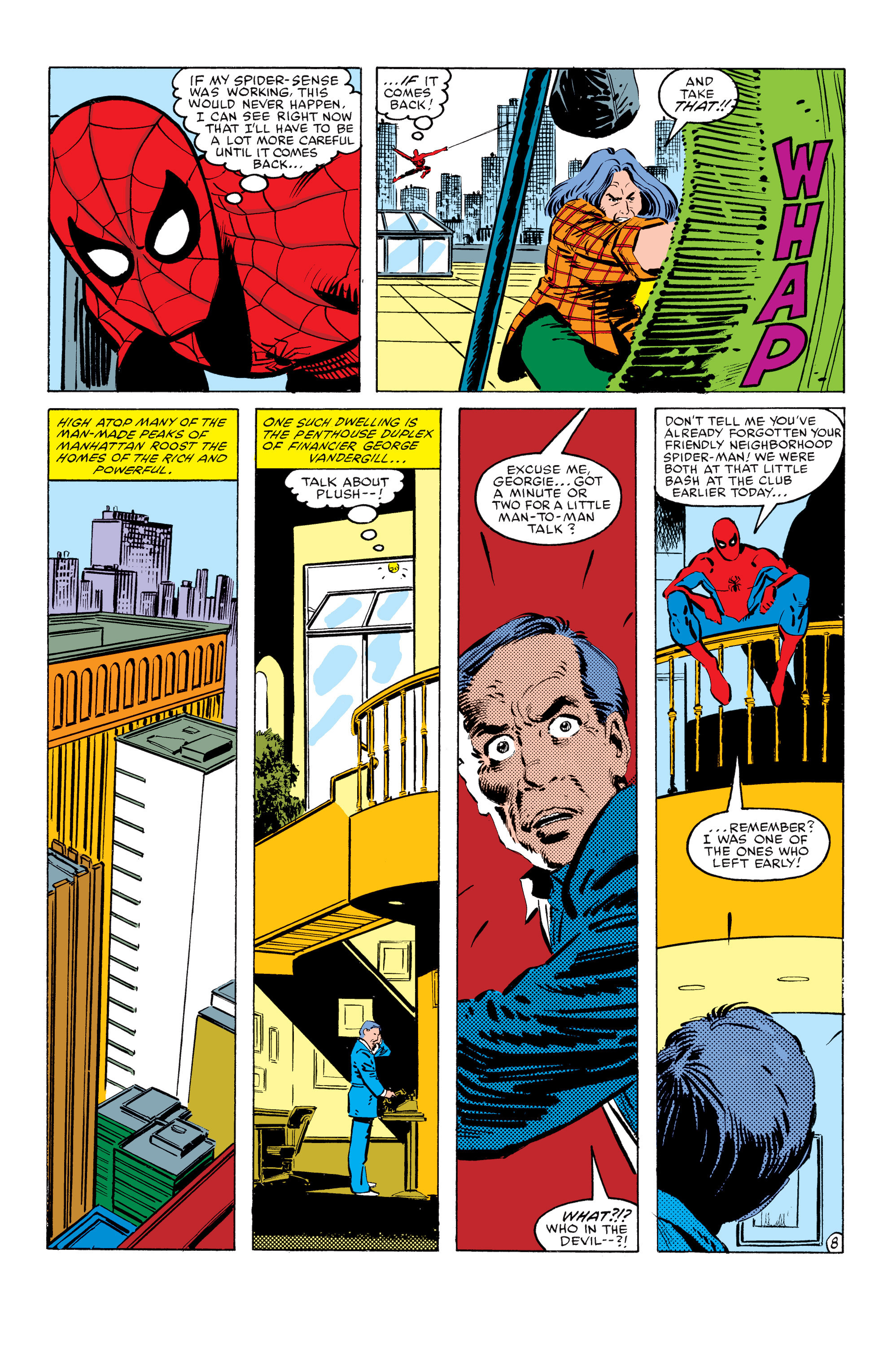 The Amazing Spider-Man (1963) 250 Page 8