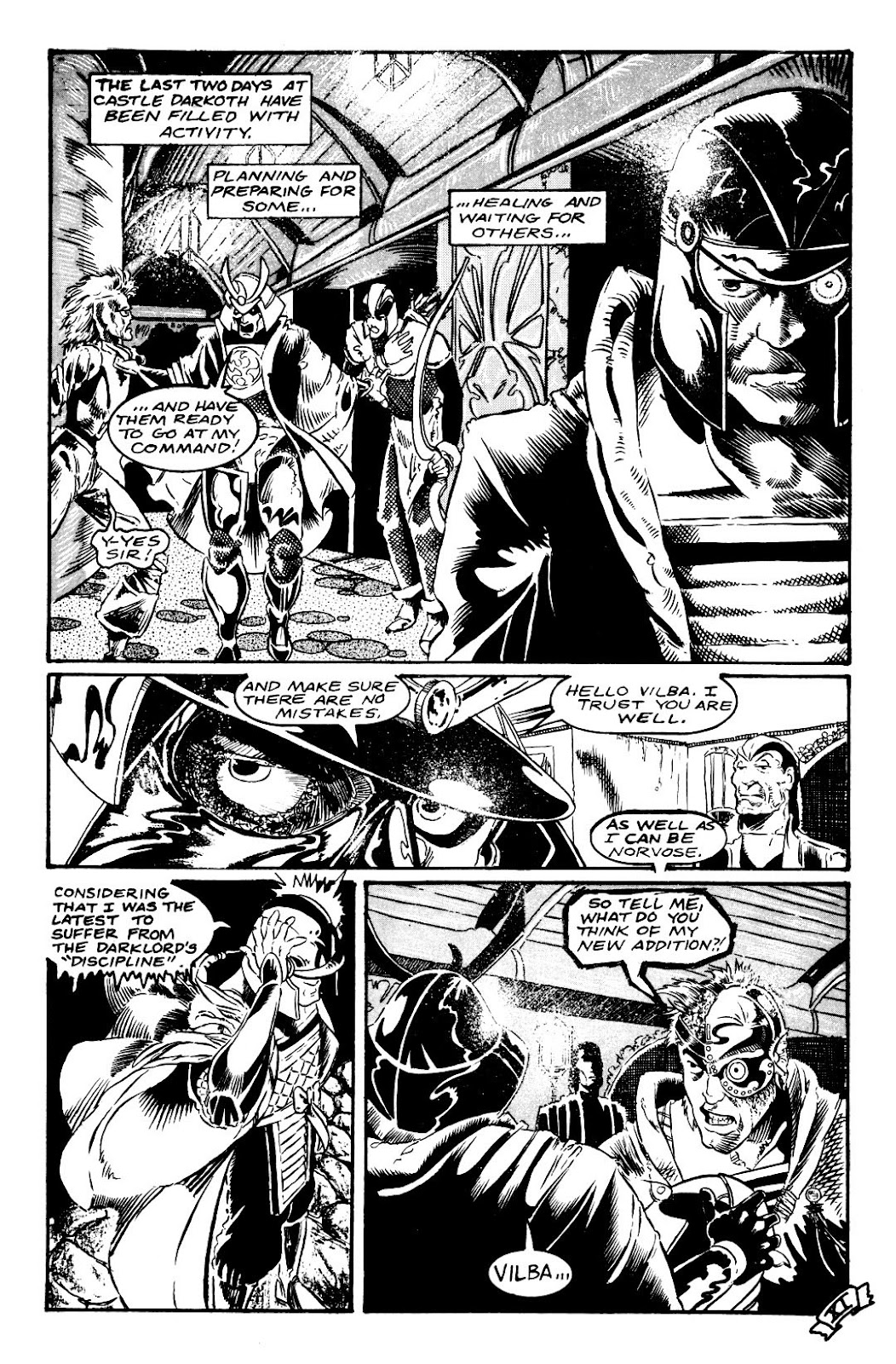 The Realm (1986) issue 20 - Page 15