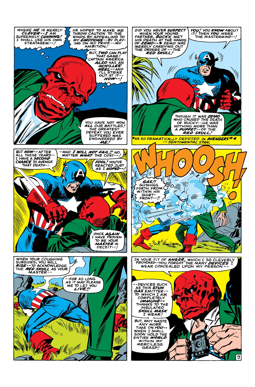 Read online Marvel Masterworks: The Invincible Iron Man comic -  Issue # TPB 3 (Part 4) - 46