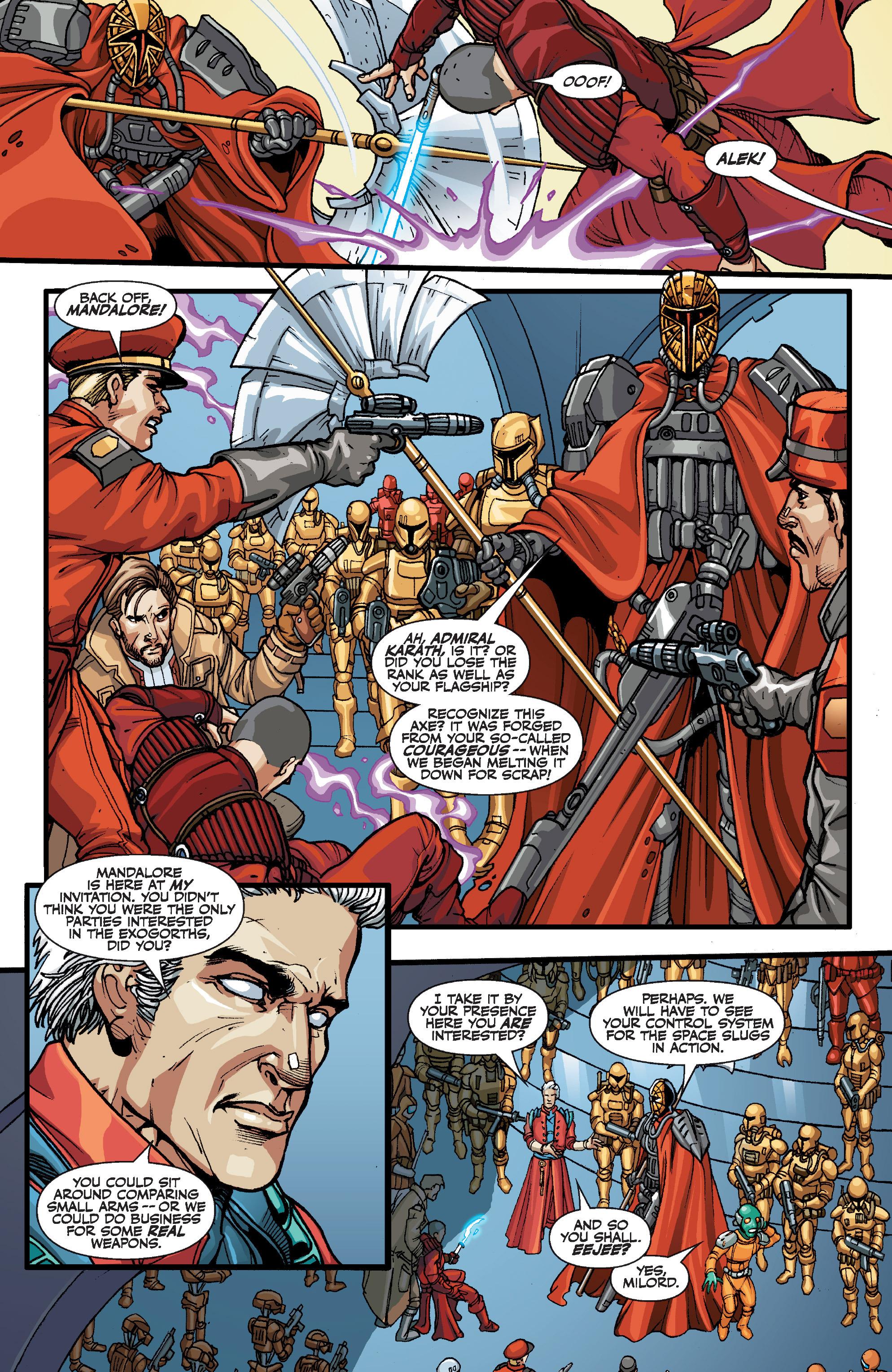 Read online Star Wars Omnibus comic -  Issue # Vol. 32 - 31