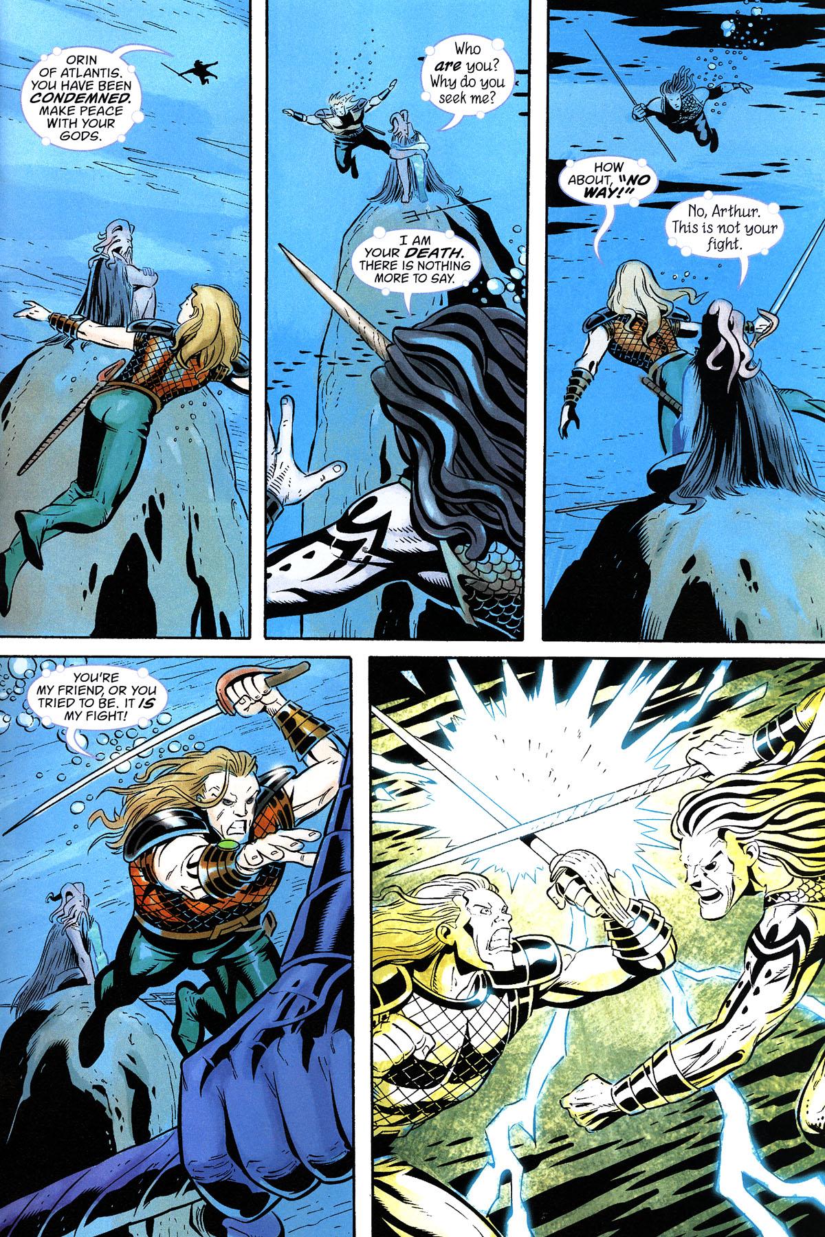 Read online Aquaman: Sword of Atlantis comic -  Issue #50 - 35